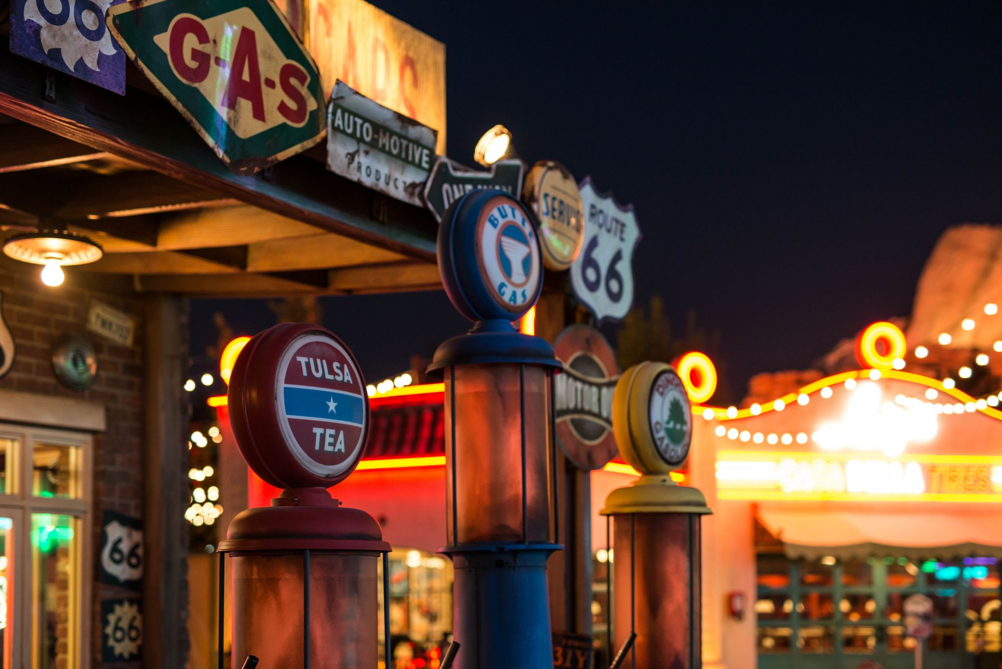 Disneyland Anaheim, USA