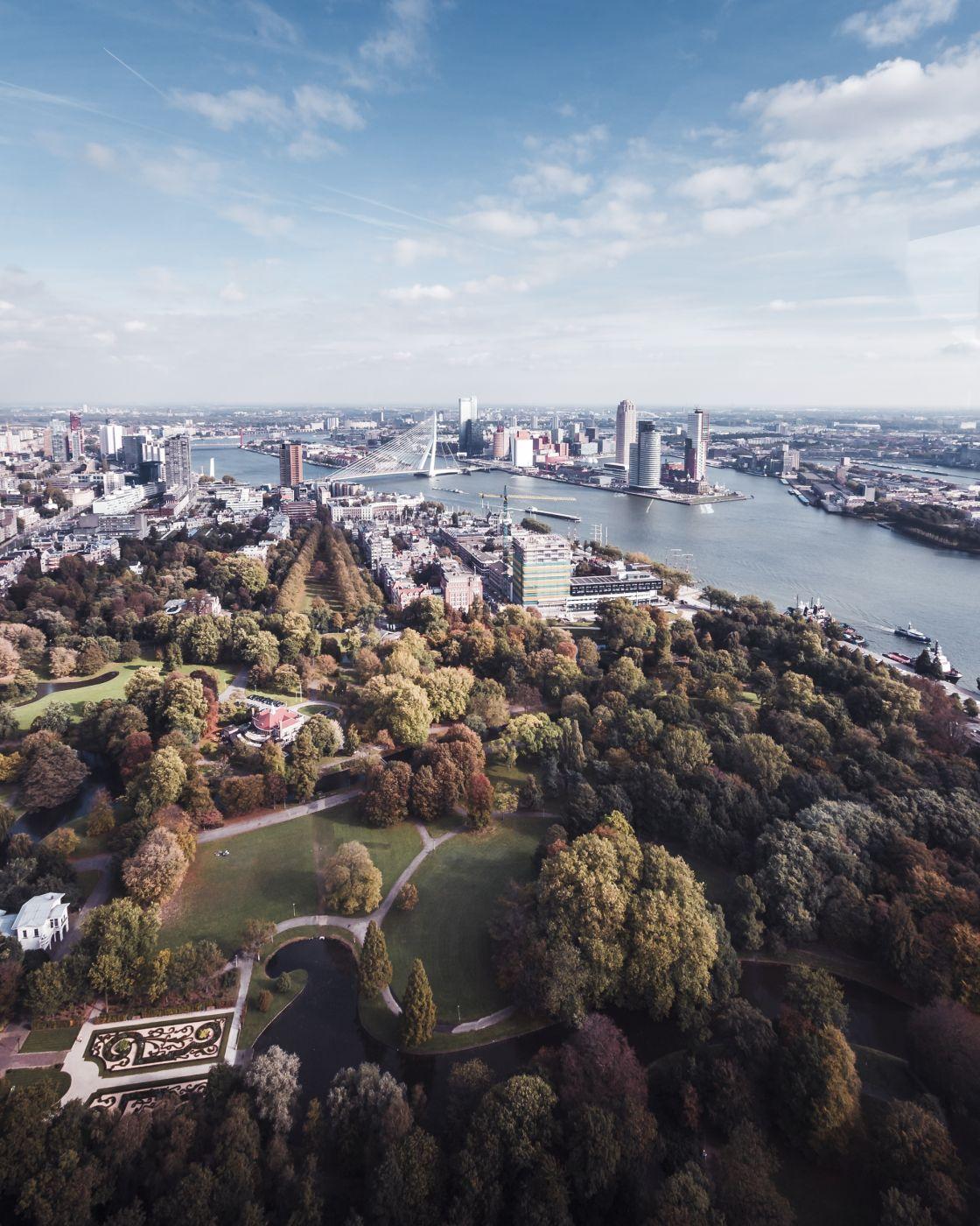 Euromast, Rotterdam, Netherlands