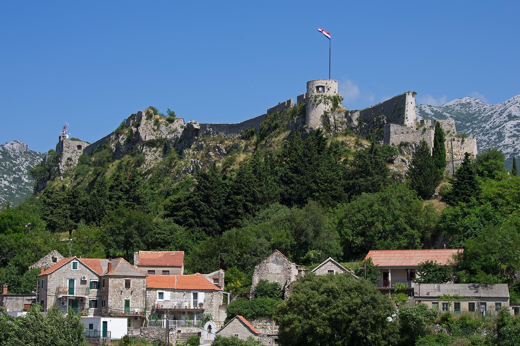 Fotress Klis, Croatia