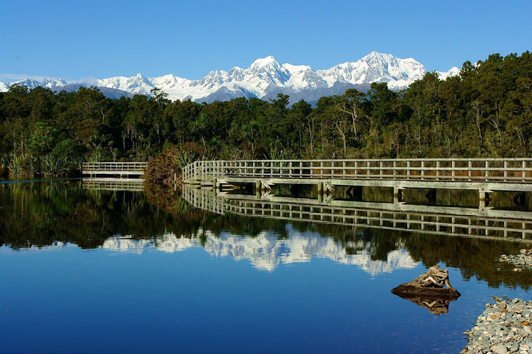 gillespies lagoon, New Zealand