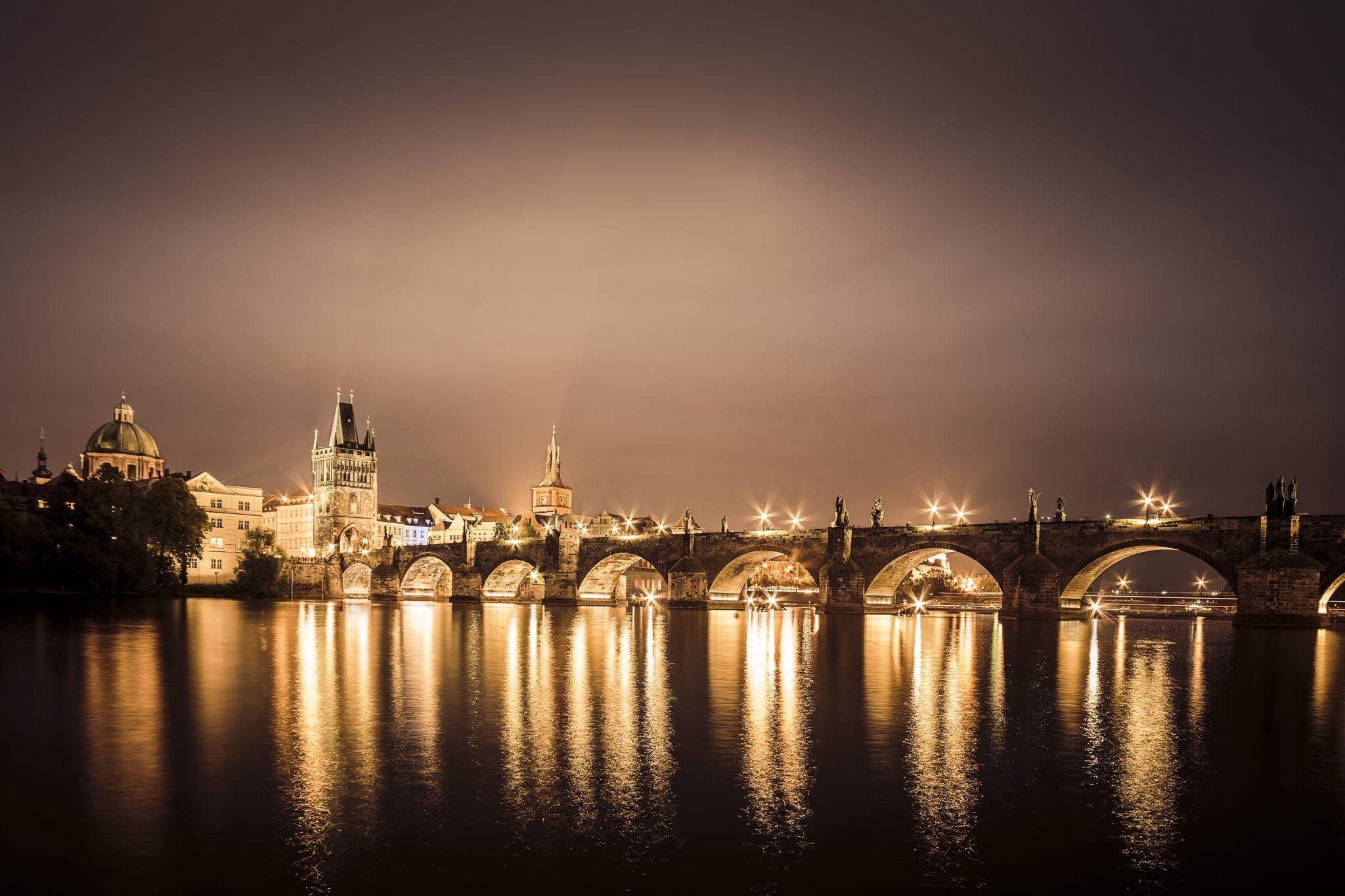 Golden town, Prague, Czech Republic
