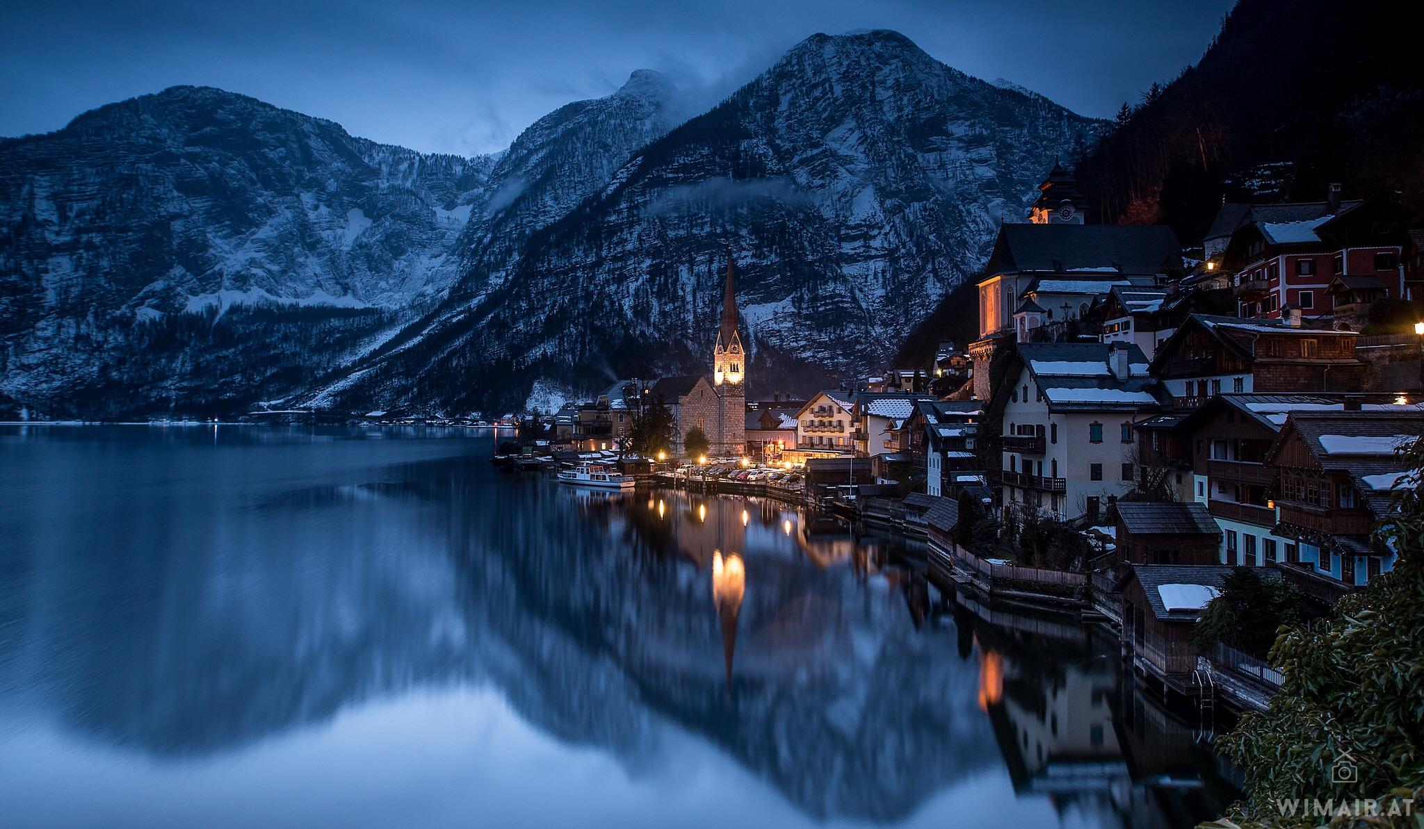 Hallstatt - Classic View, Austria