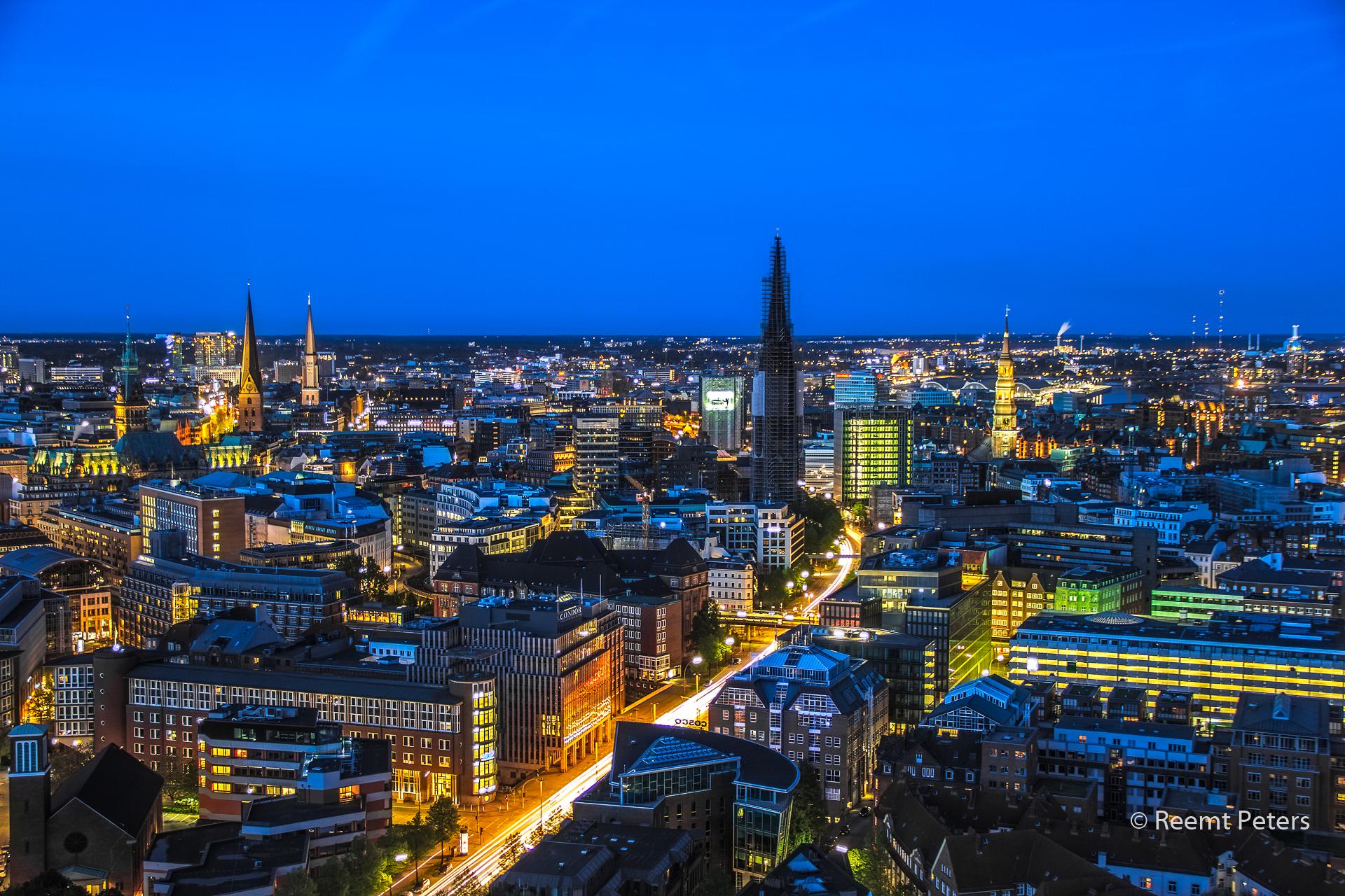 Hamburg east, Germany