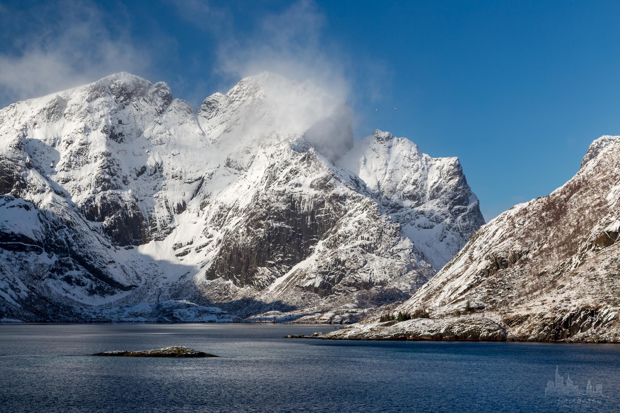 Hamnøy's best view, Lofoten, Norway
