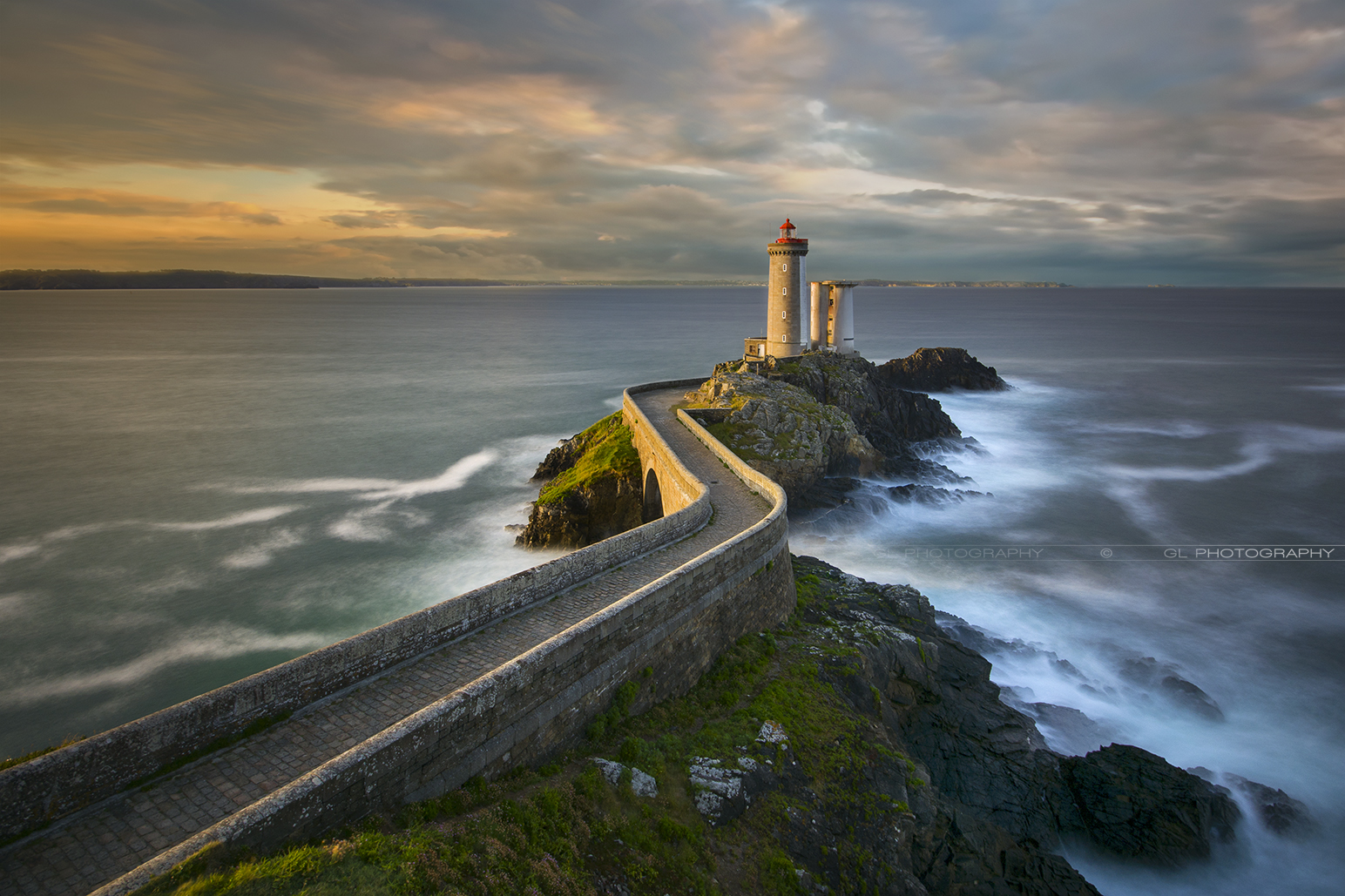 Le phare du Petit minou, France