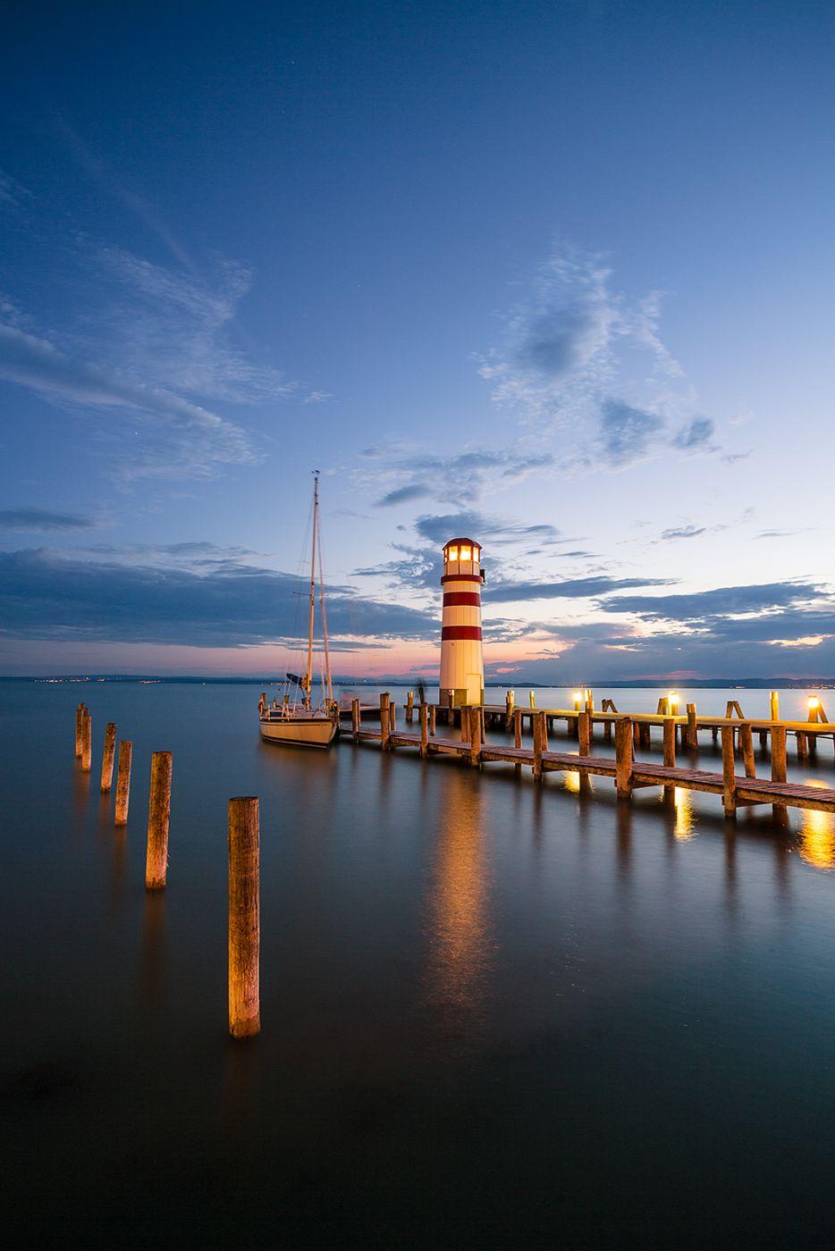 Lighthouse Podersdorf, Austria
