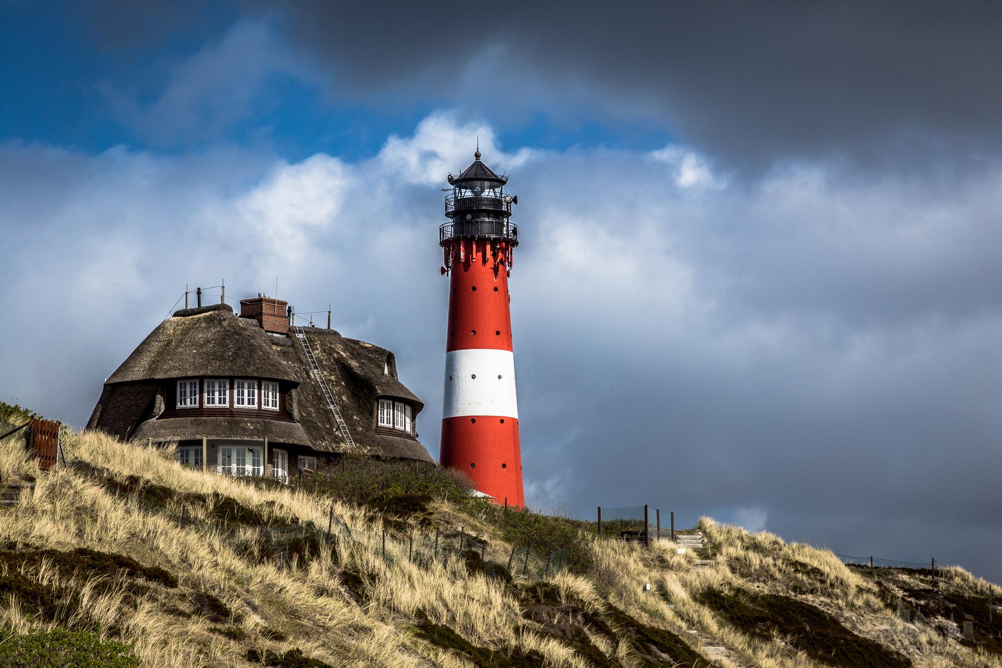 Lighthouse, Sylt, Germany