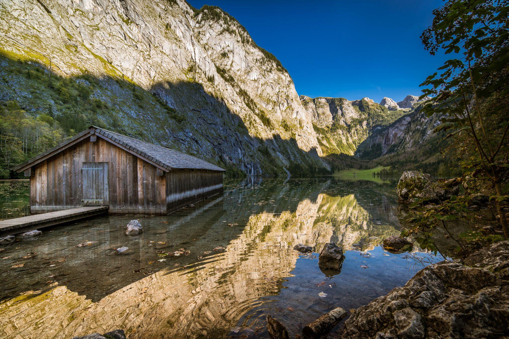Nationalpark Berchtesgaden, Germany