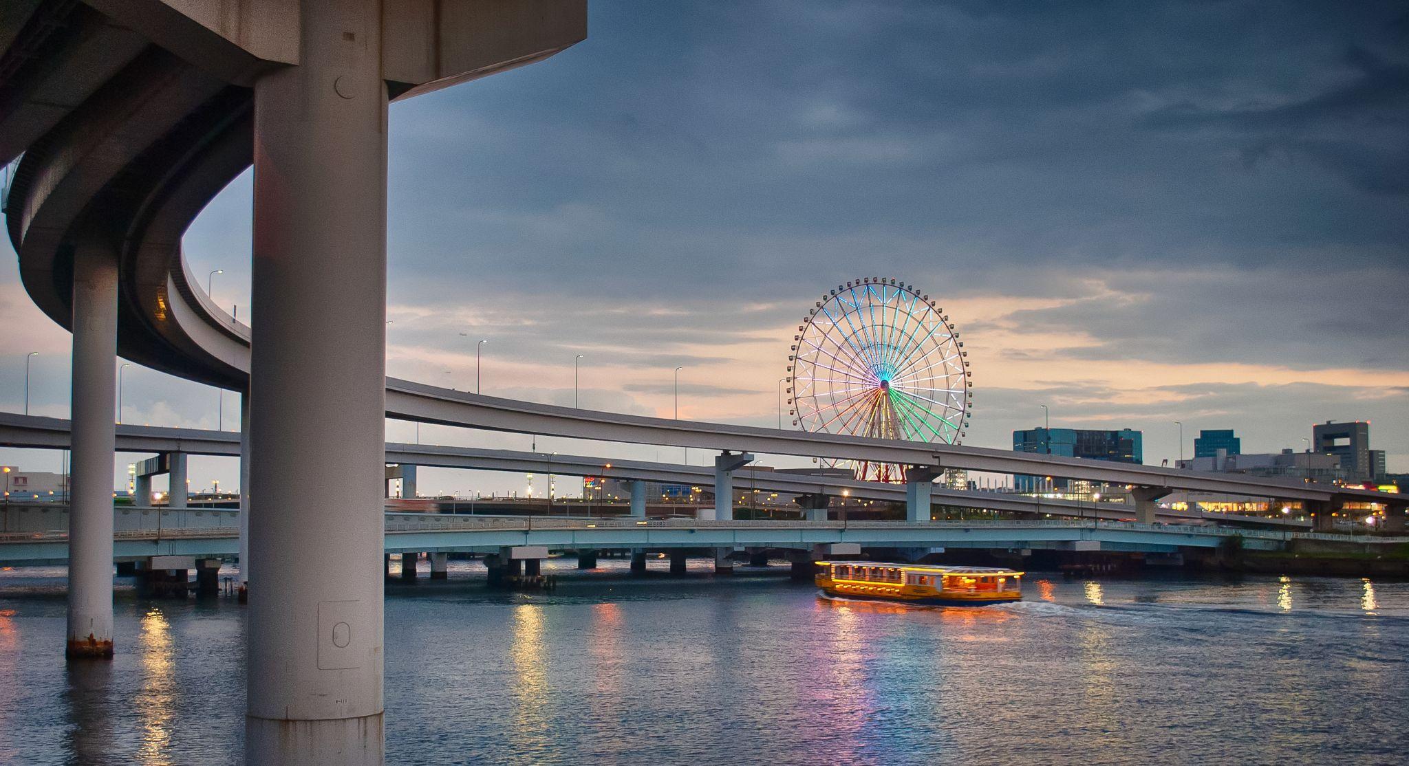 Odaiba, Japan