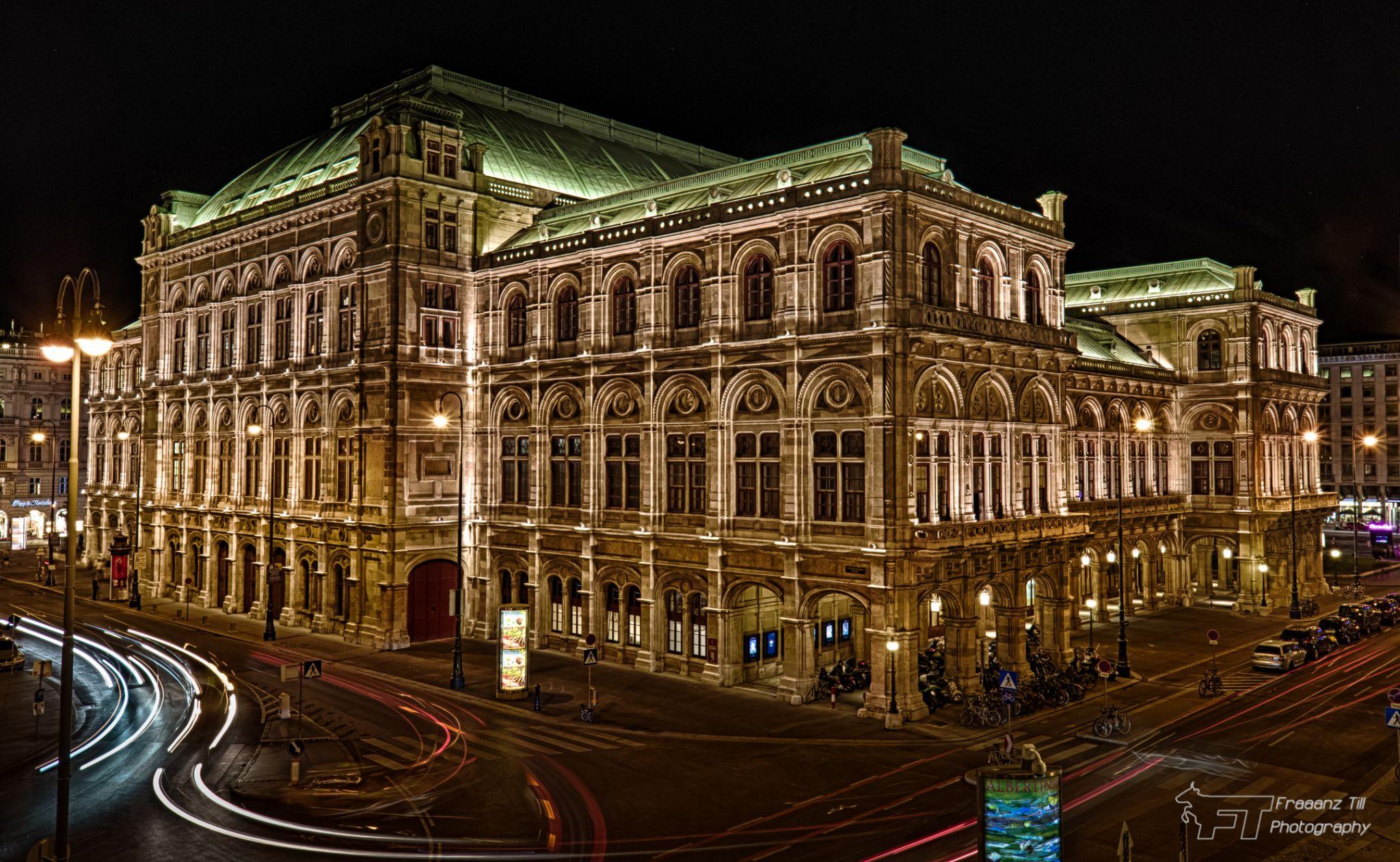 Opera Vienna, Austria