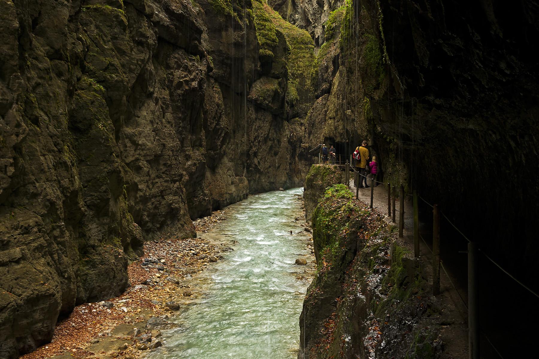 Partnach Gorge, Germany