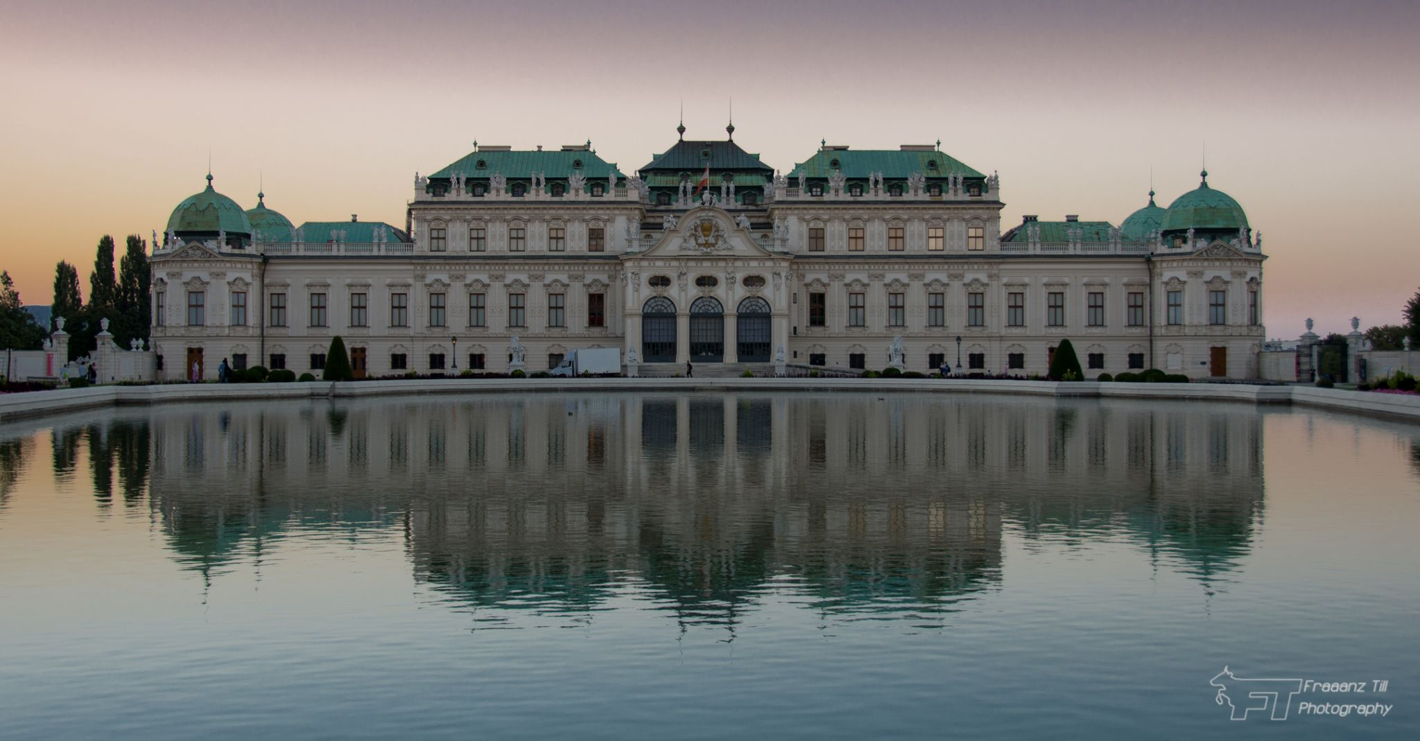 Schloss Belvedere, Austria