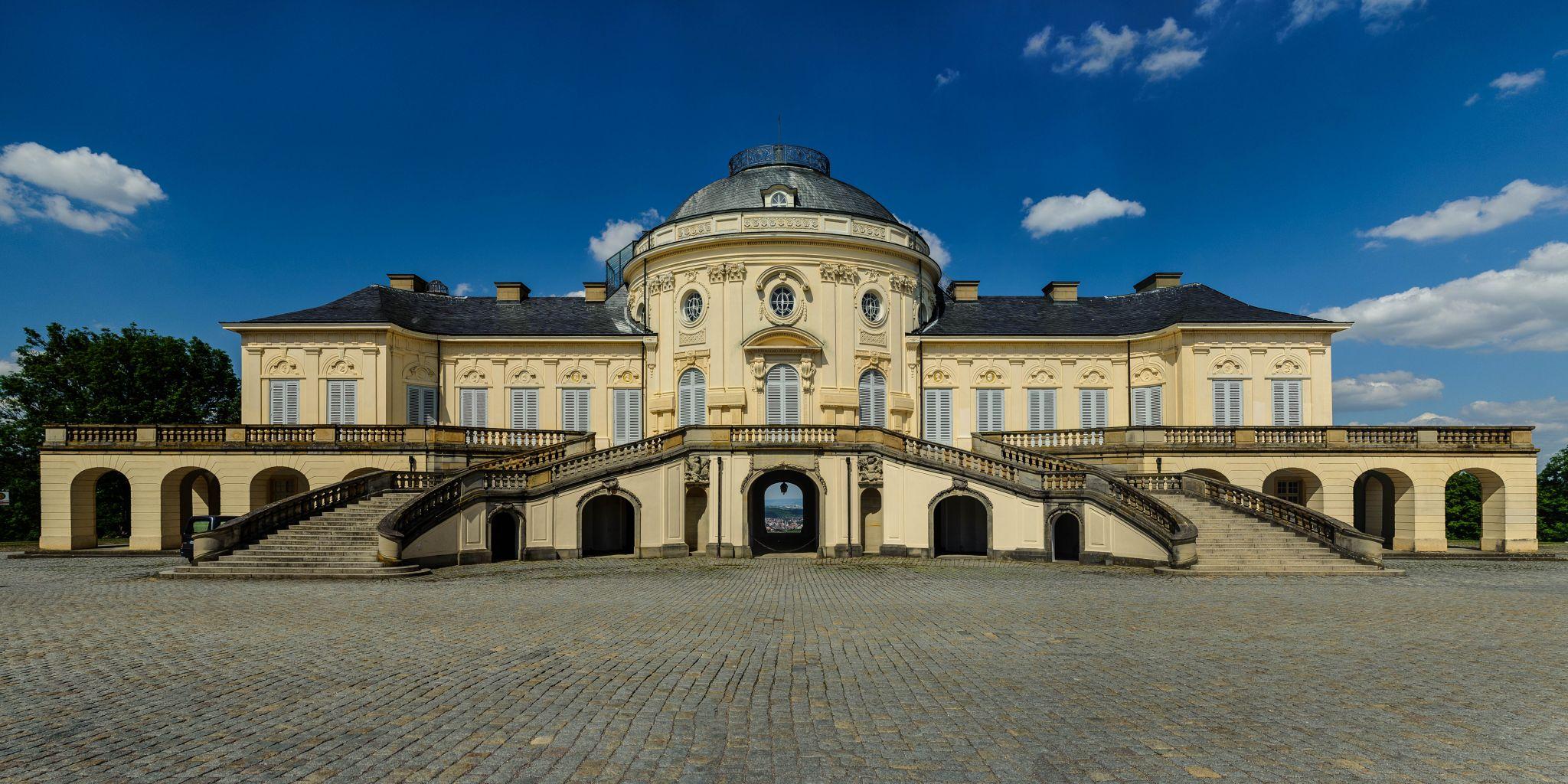 Schloss Solitude, Germany