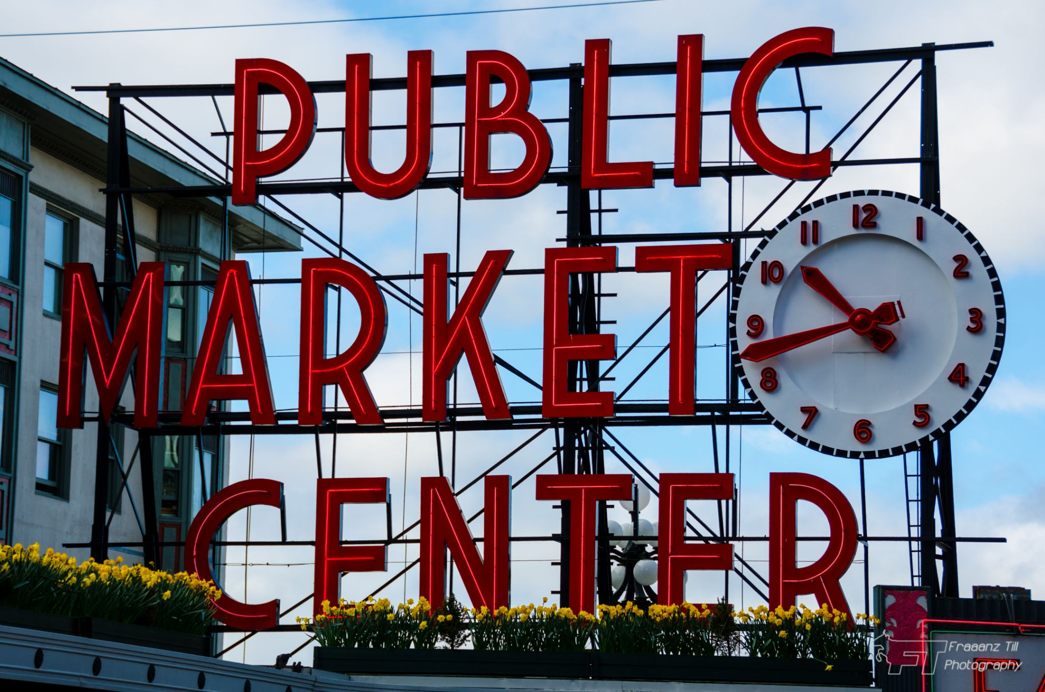 Seattle Public Market, USA