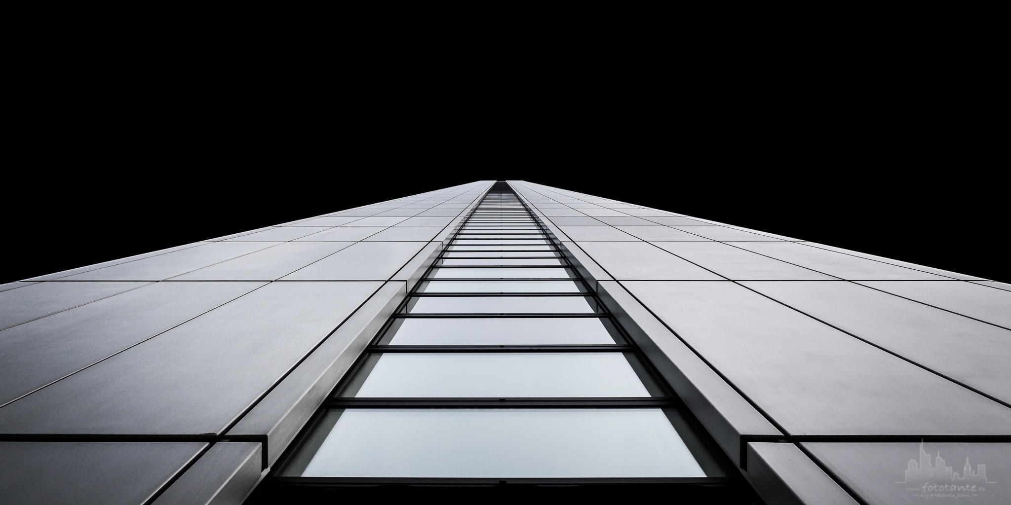 Silver Tower *look up*, Germany