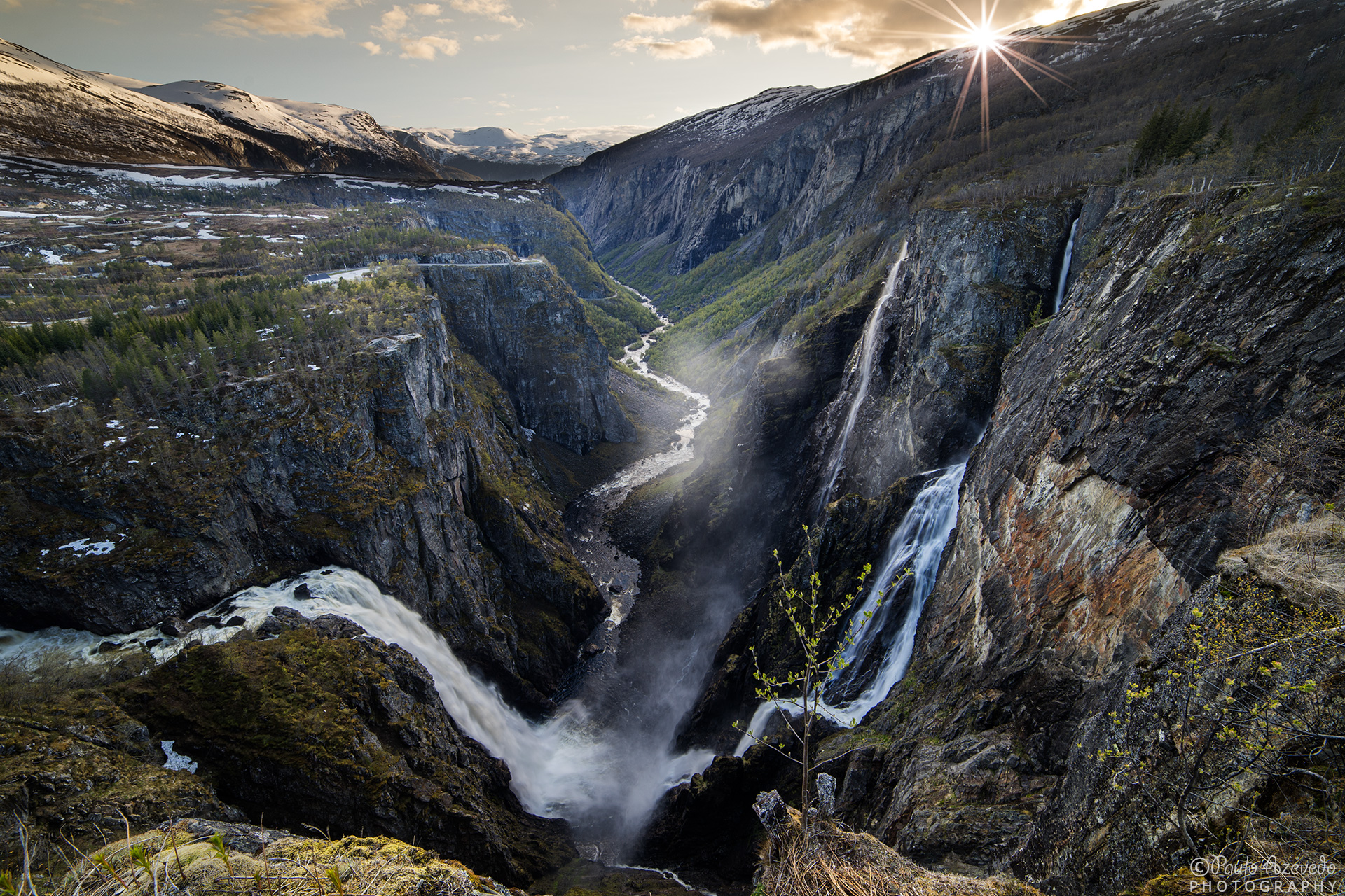 The beginning of time!, Norway