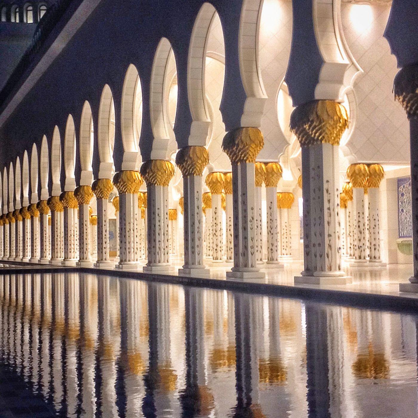 The Grand Mosque, United Arab Emirates