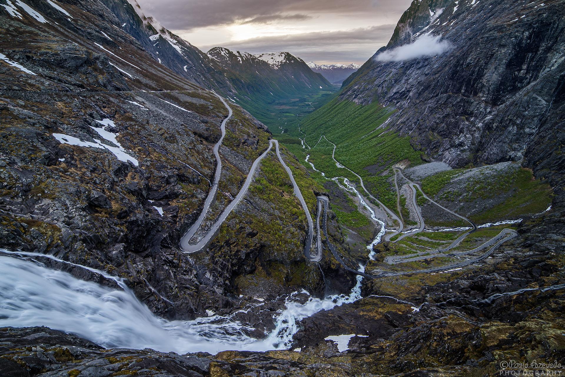 The Trolls Path, Norway