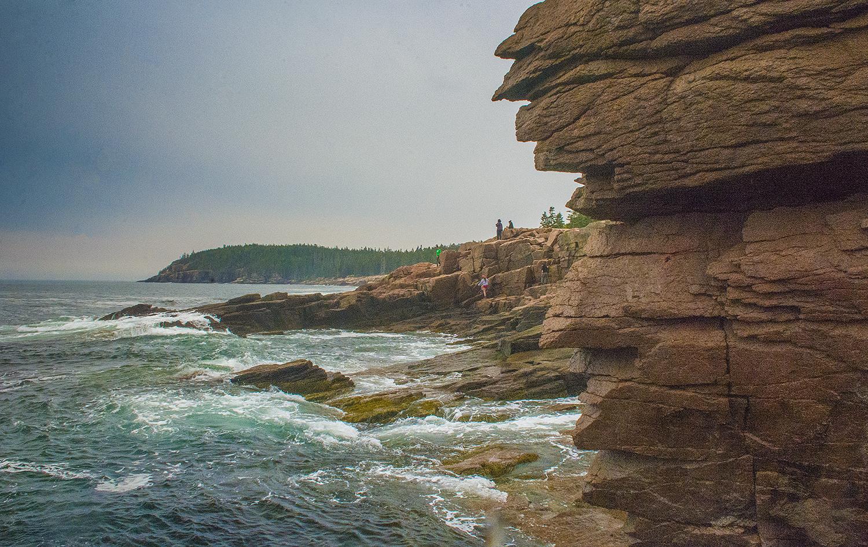 Acadia Coastline, USA