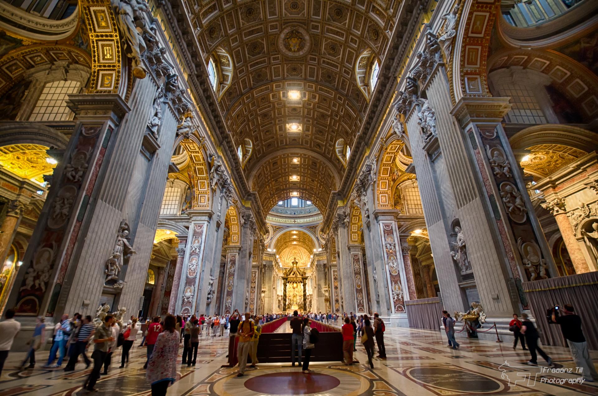 Basilica di San Pietro, Vatican City State