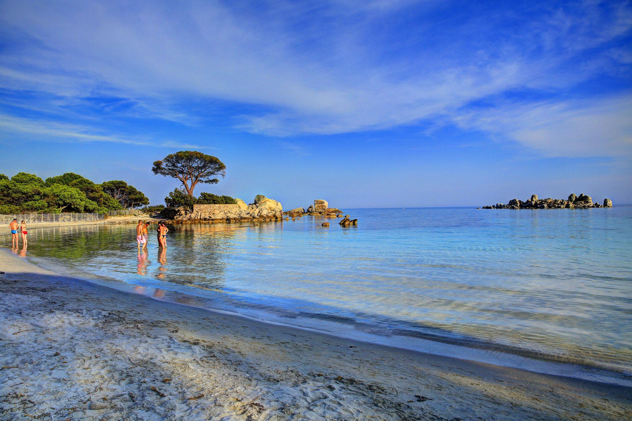 Bay de Tamaricciu, Corsica, France, France
