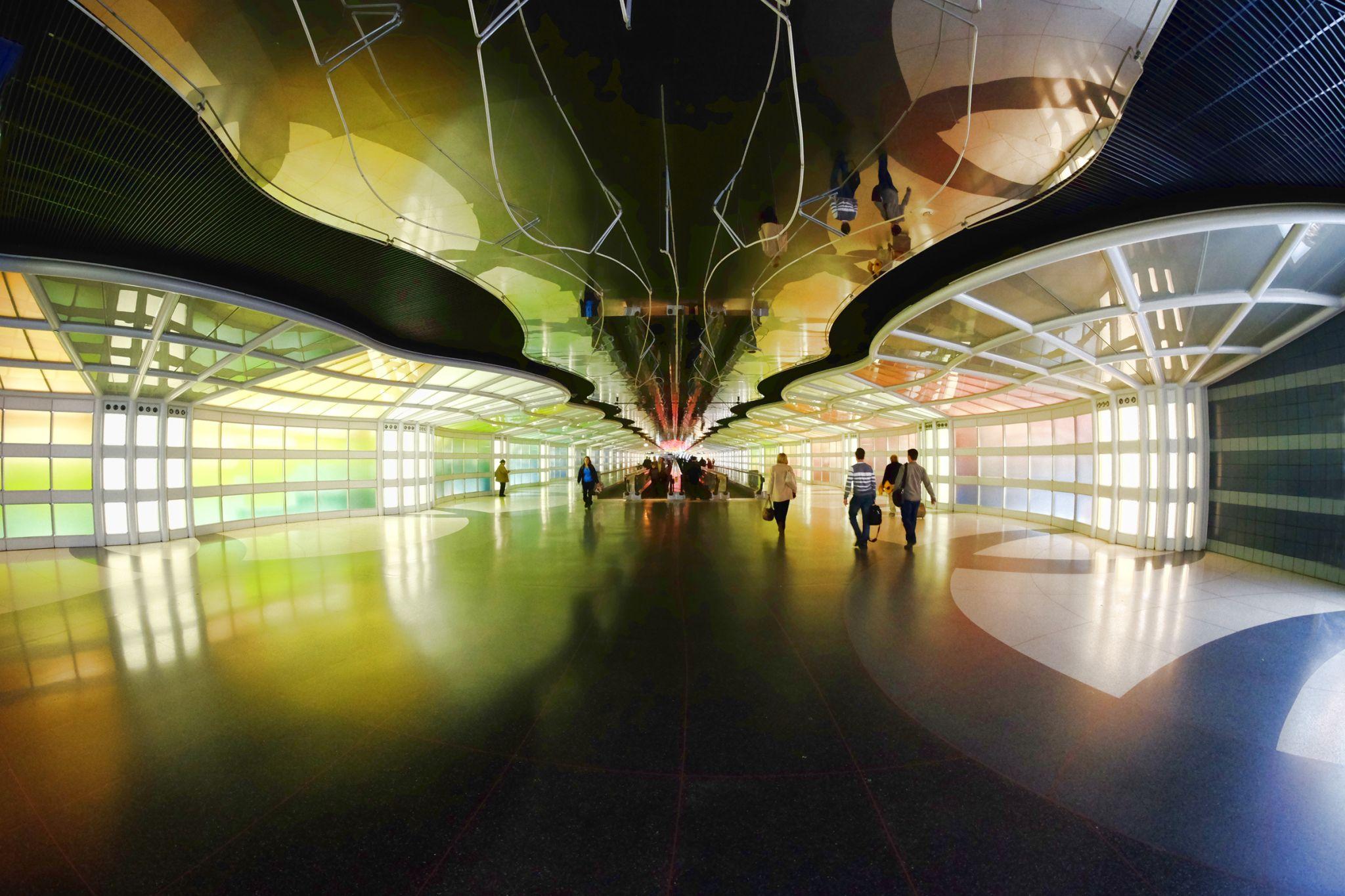 Chicago O'Hare Airport, USA