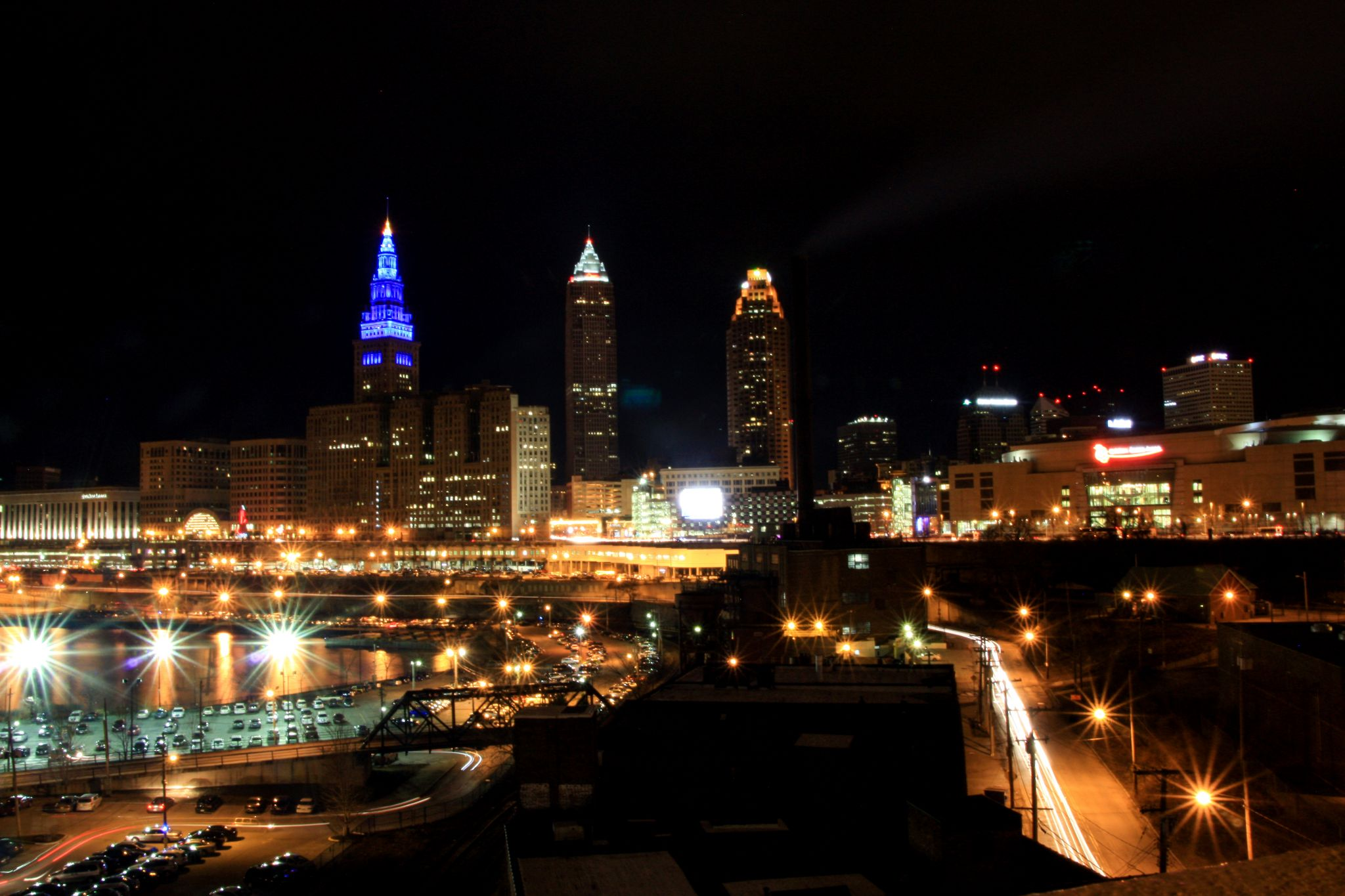 Cleveland Downtown, USA
