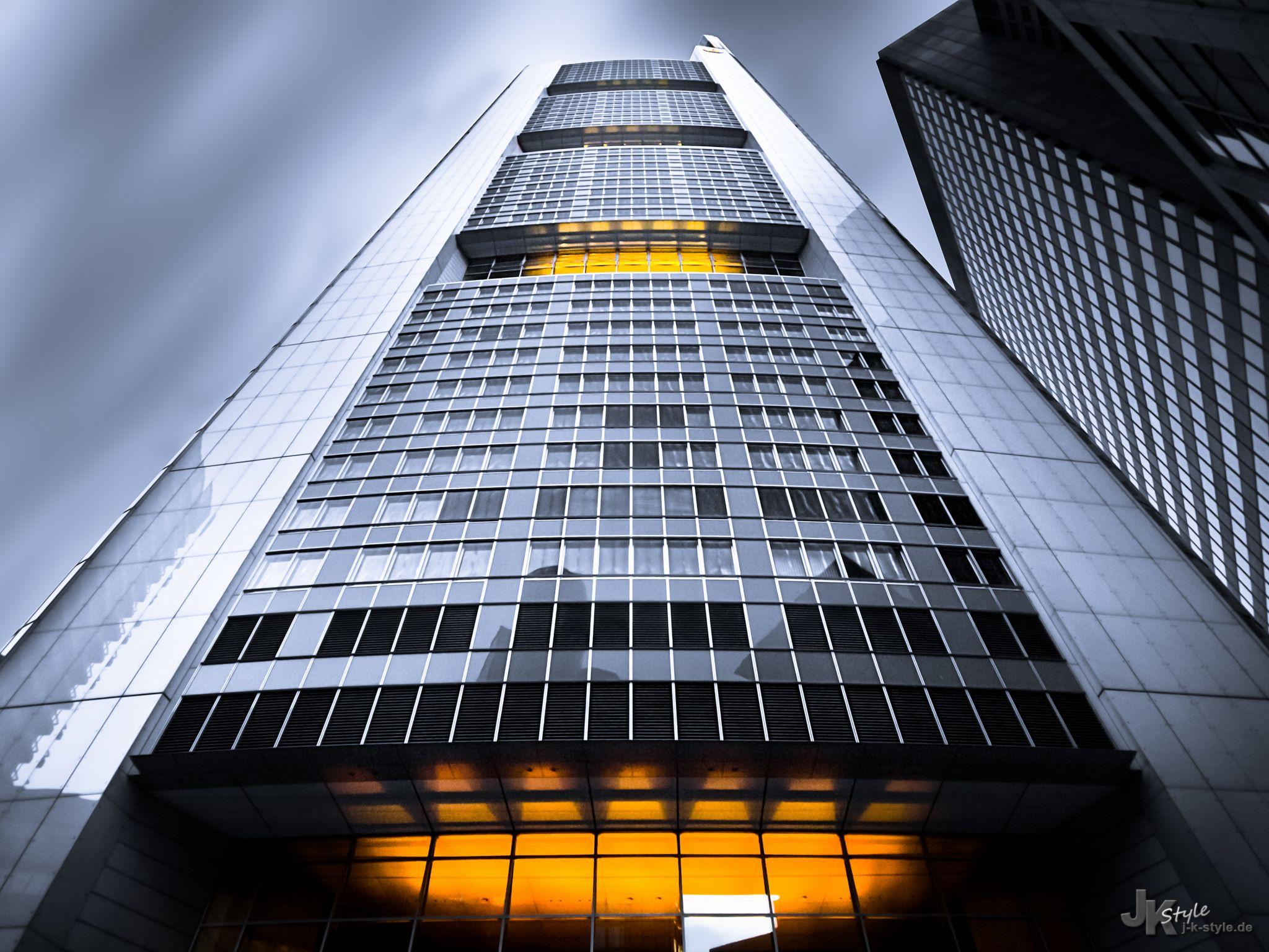 Commerzbank Tower Frankfurt, Germany