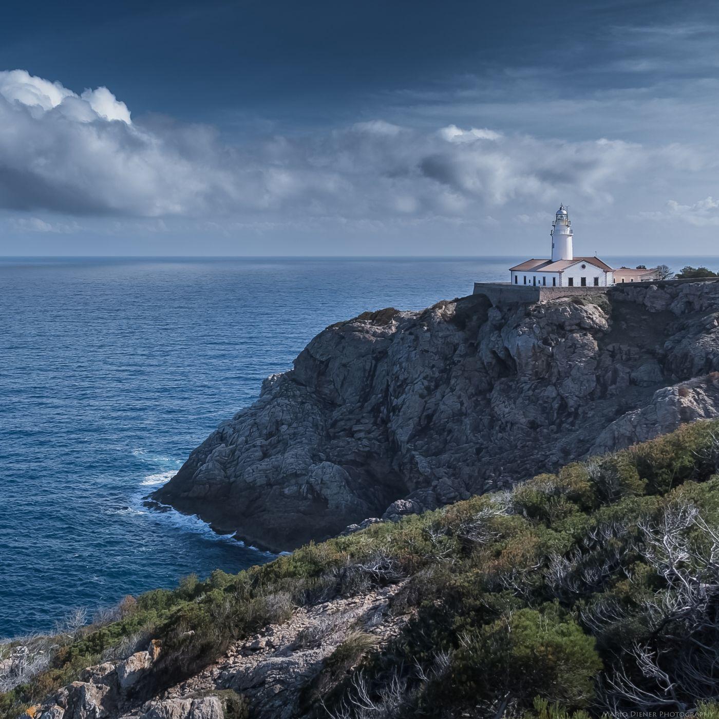 Faro de Capdepera, Spain