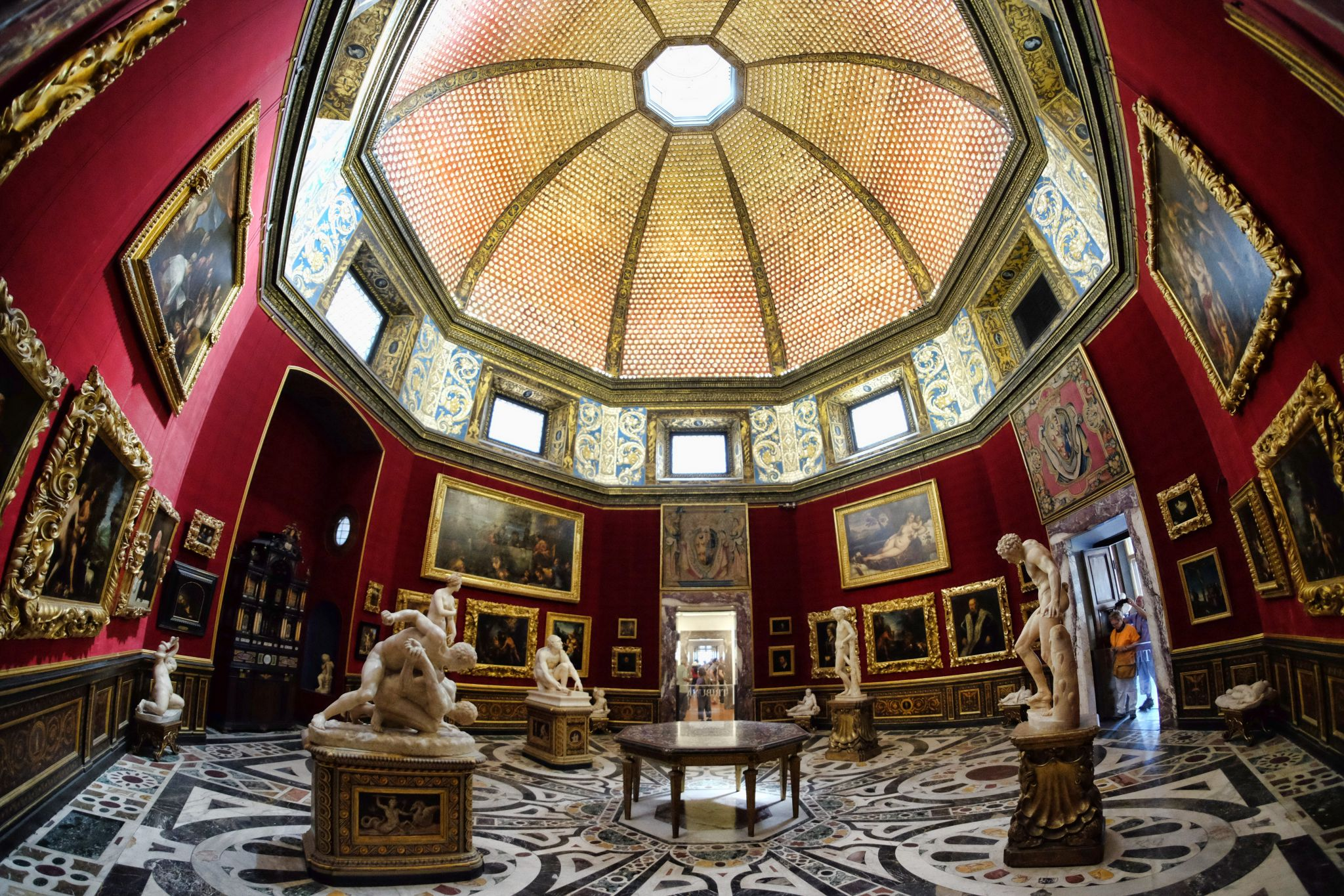 Galleria Uffizi, Firenze, Italy