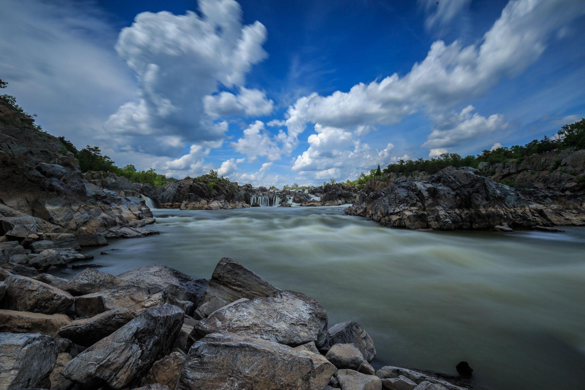 Great Falls Virginia, USA