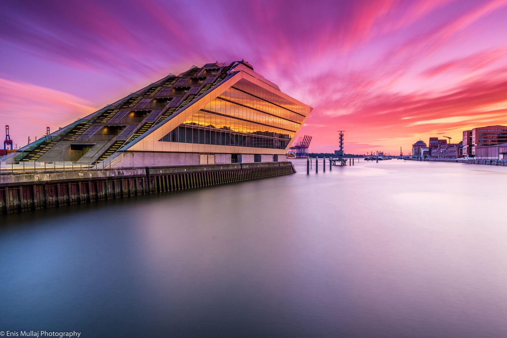 Hamburg Dockland, Germany