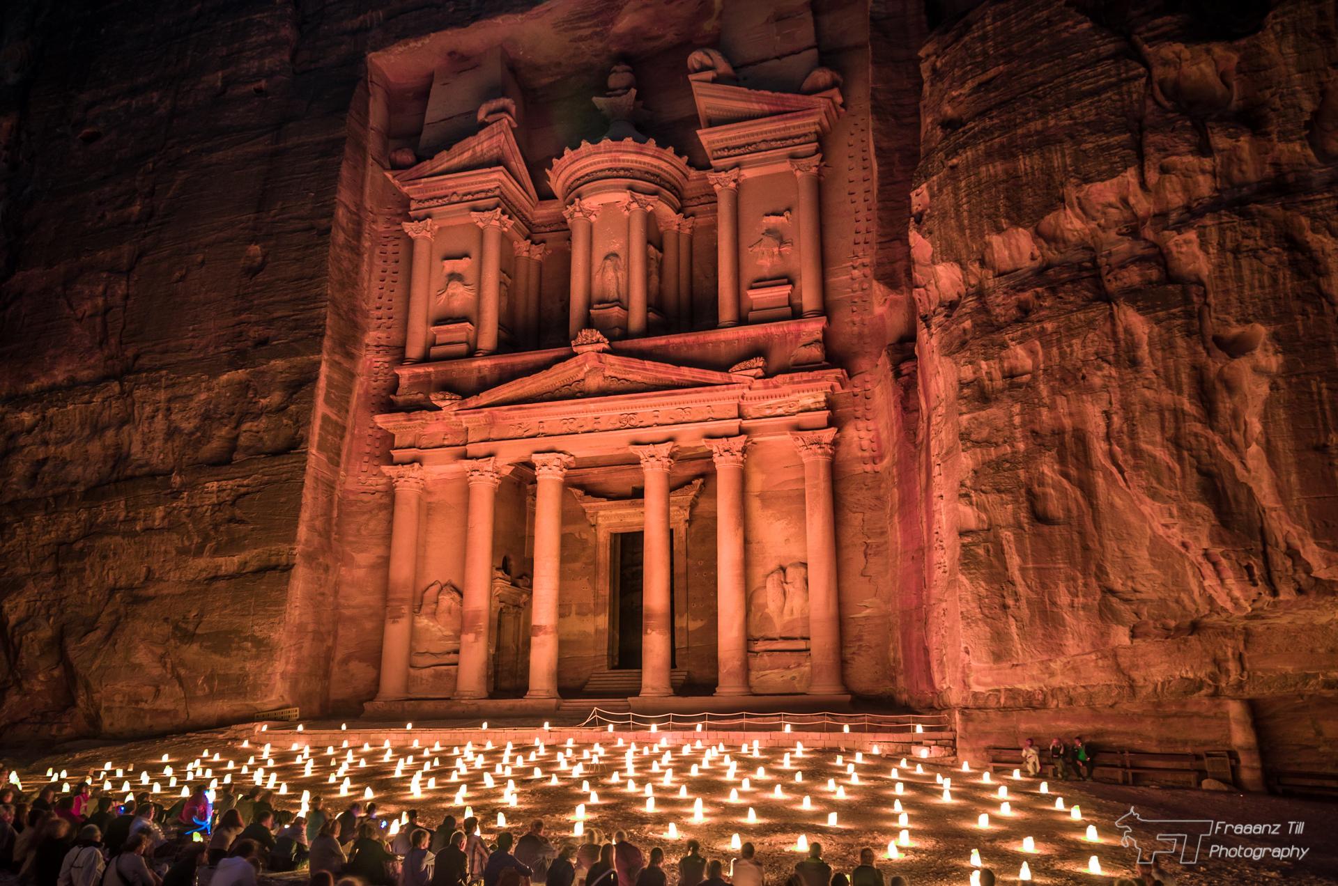 Khazne al-Firaun - Petra, Jordan