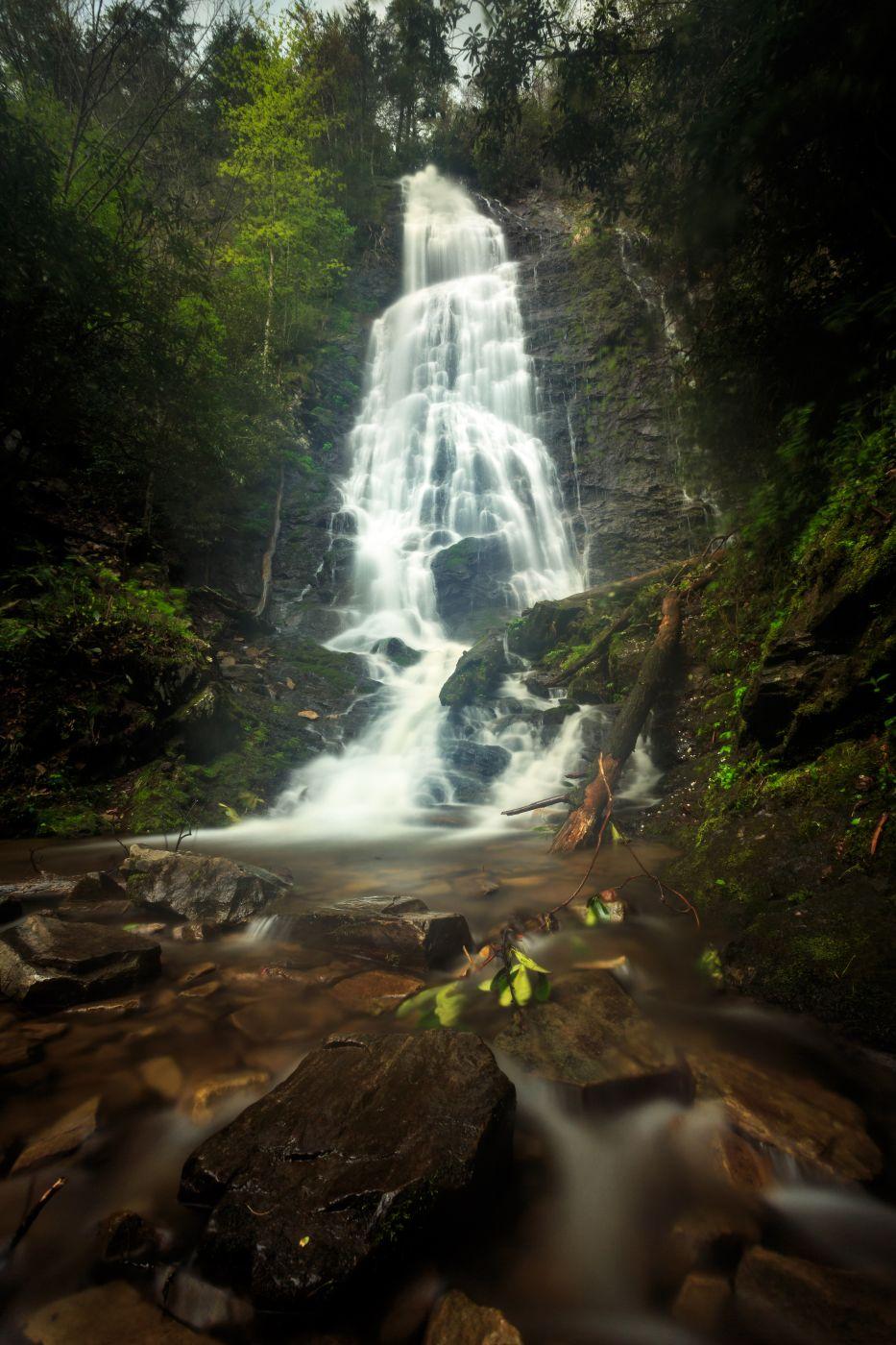 Mingo Falls, USA