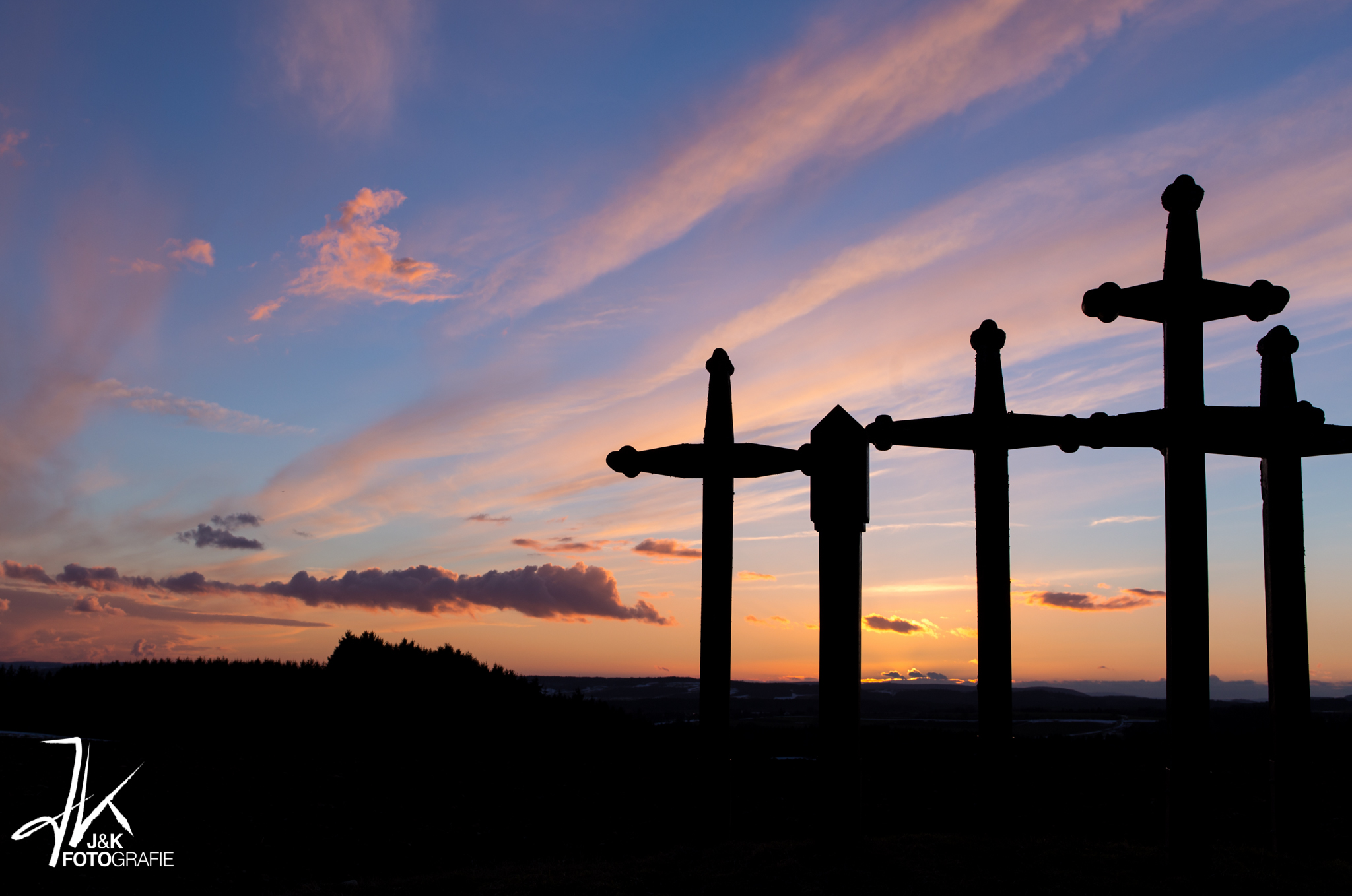 Plague crosses, Germany