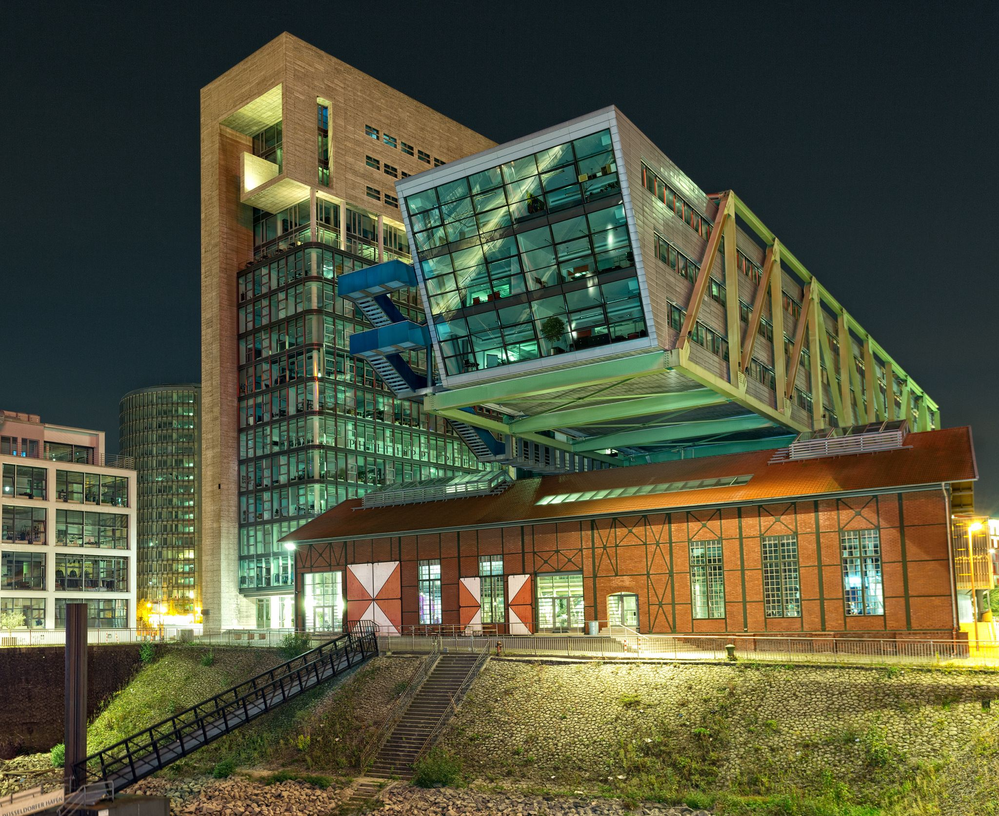 Port event center, Germany