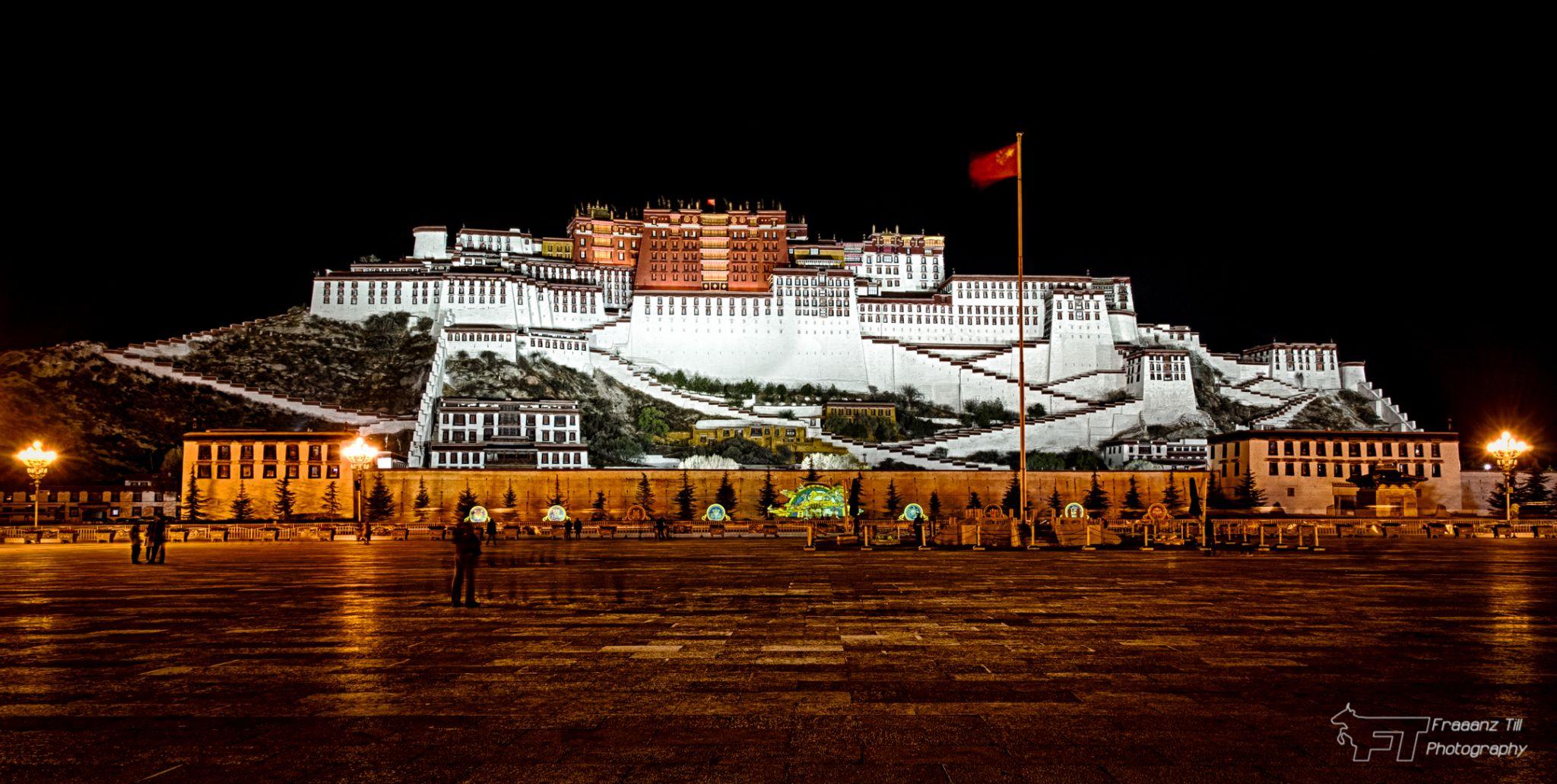 Potala Palace, China