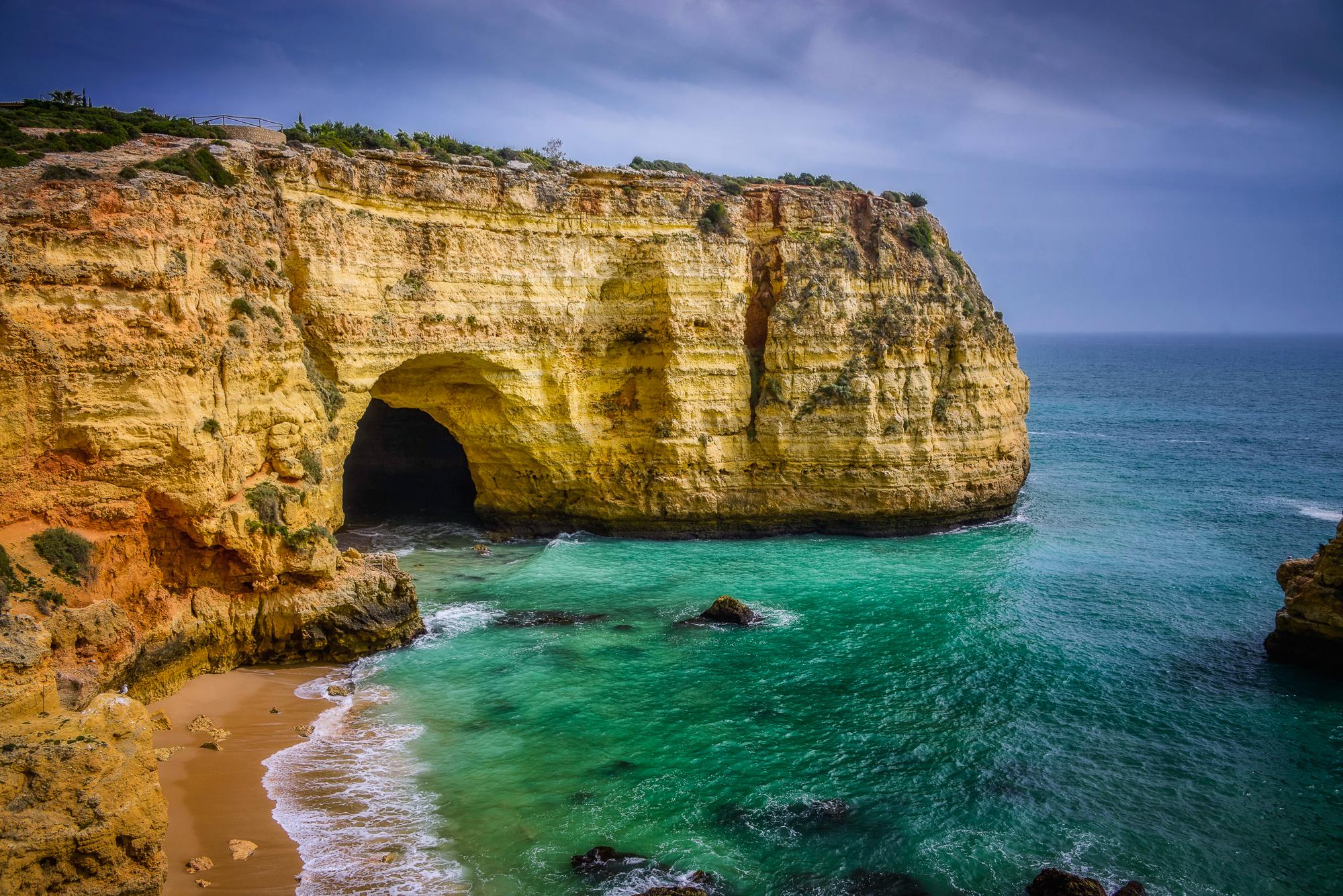 Praia Vale Covo, Portugal