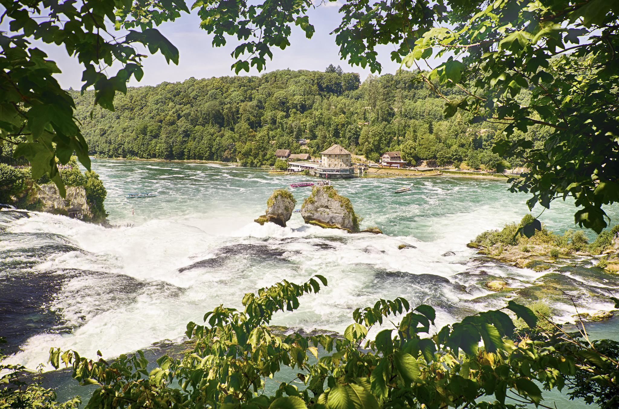 Rheinfall III, Switzerland
