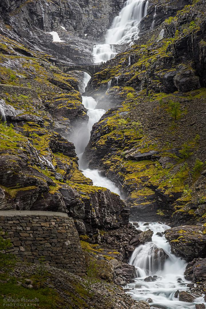 Stigfossen, Norway
