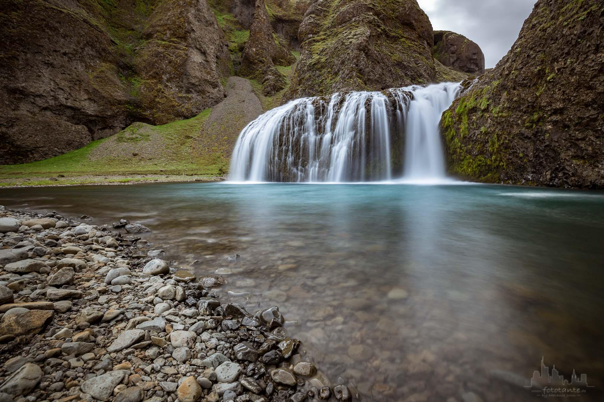 Stjornafoss Waterfall, Iceland