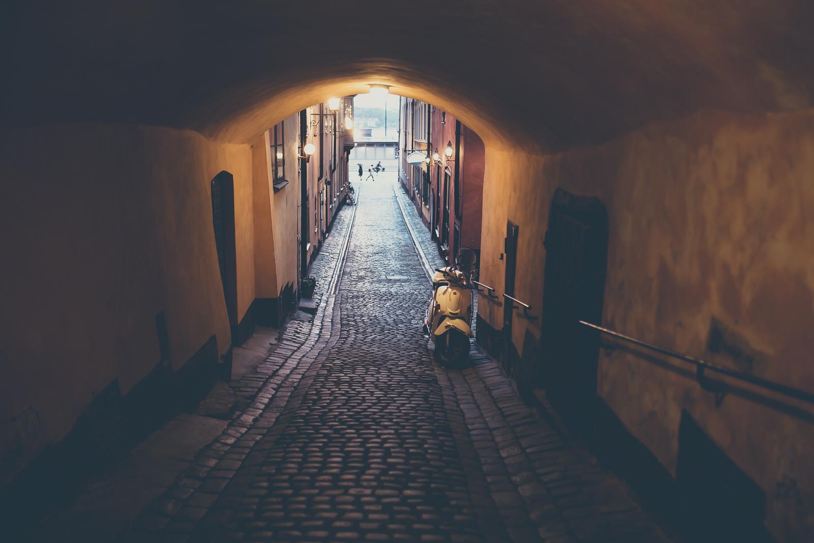 Stockholm - Old Town, Sweden