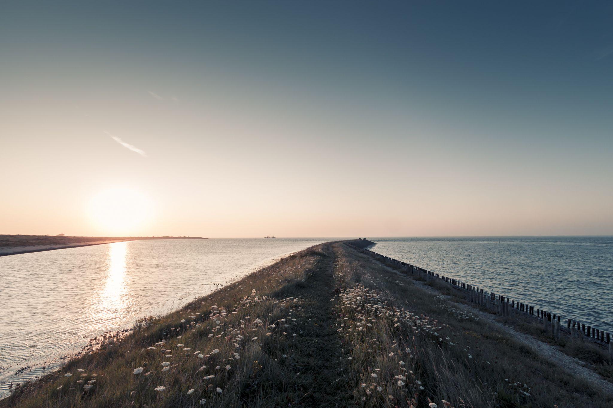 Sunrise, Zeeland, Netherlands