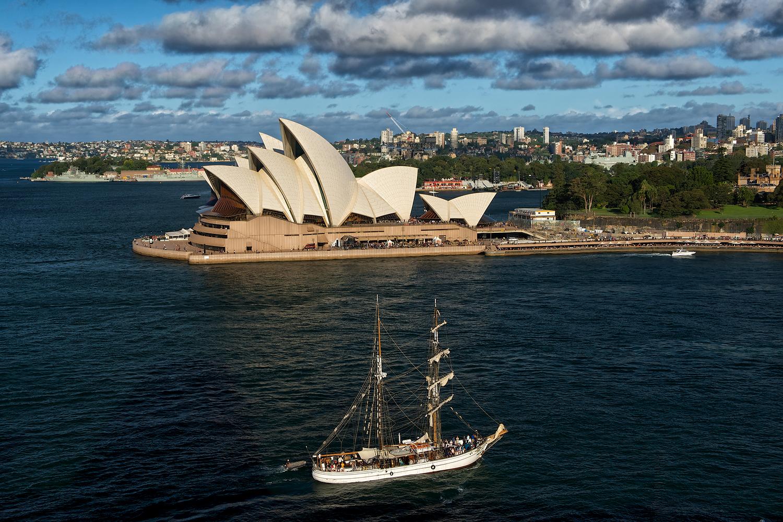 Sydney Harbour Bridge Pylon, Australia