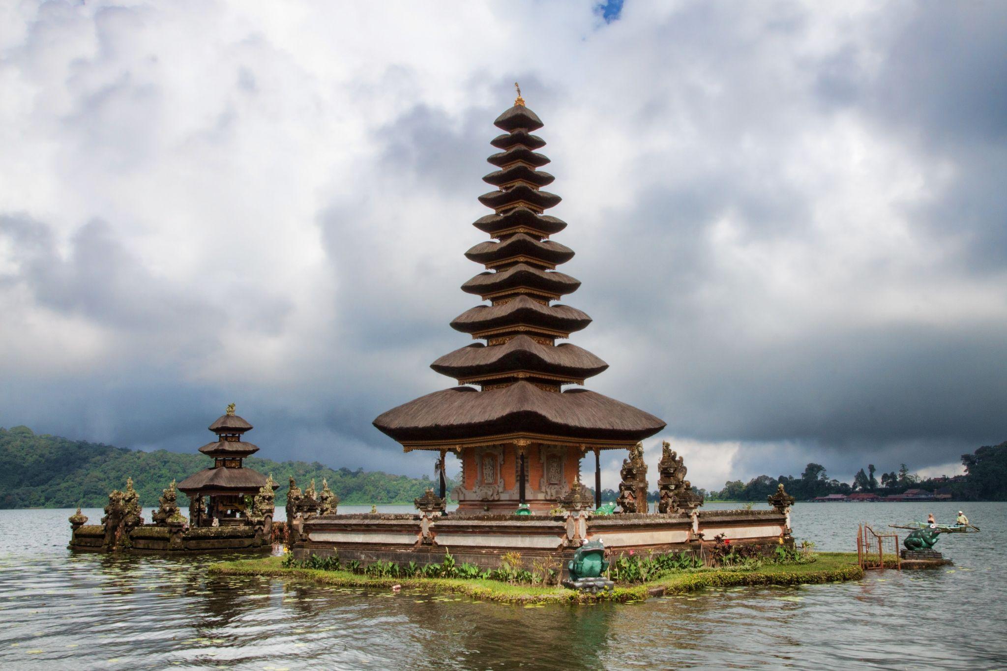 Ulun Danu Beratan Temple, Indonesia