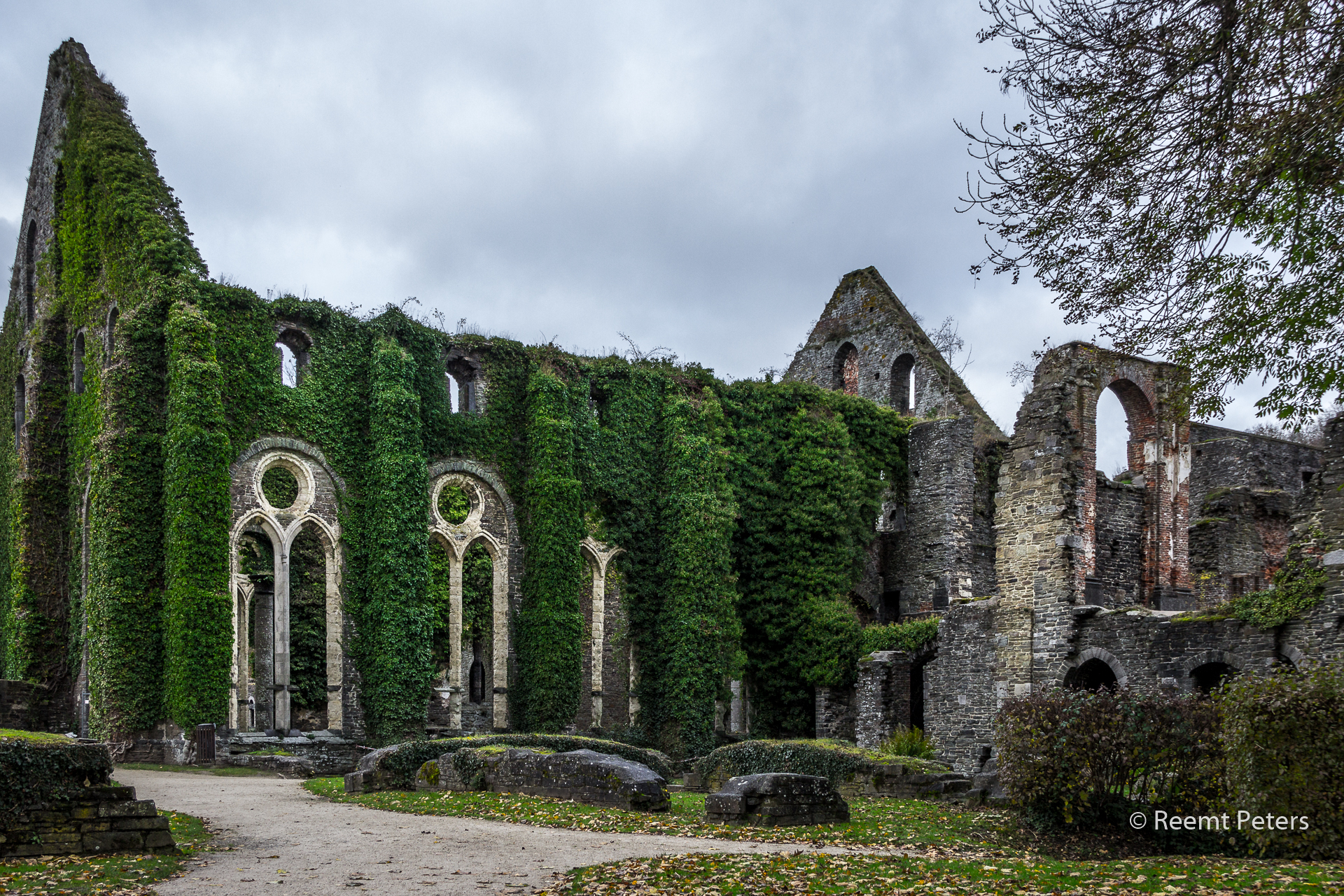 Villers Abbey, Belgium