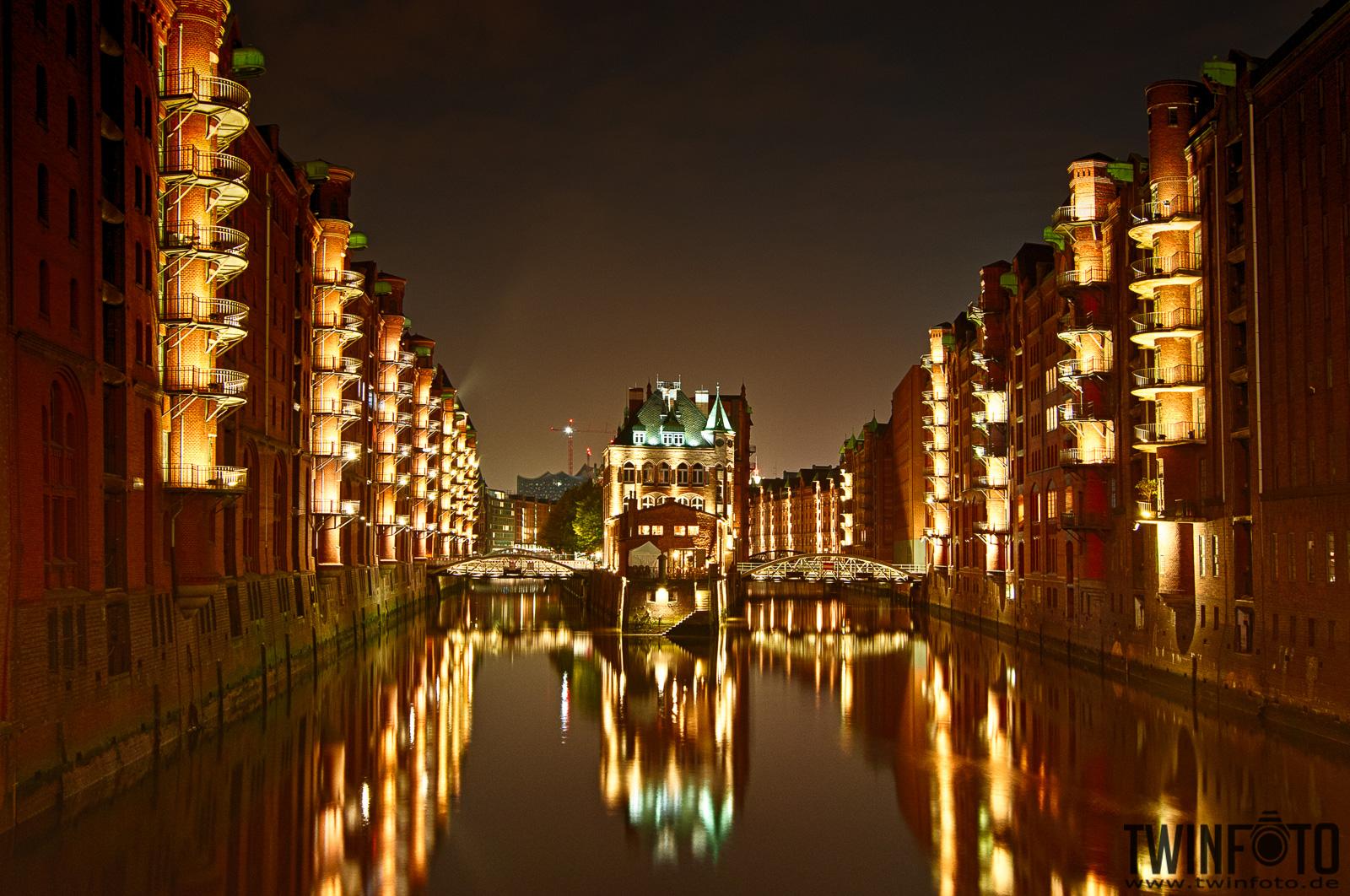 The Hamburg Warehouse City (UNESCO World Heritage Site), Germany