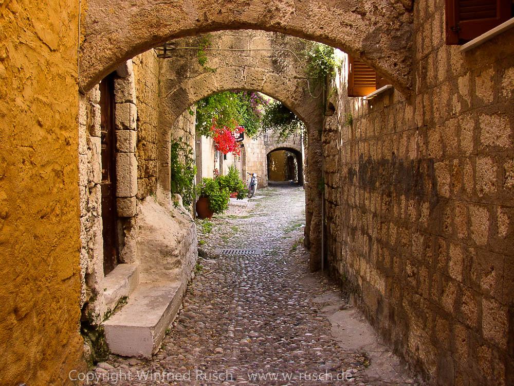 Altstadt, Greece