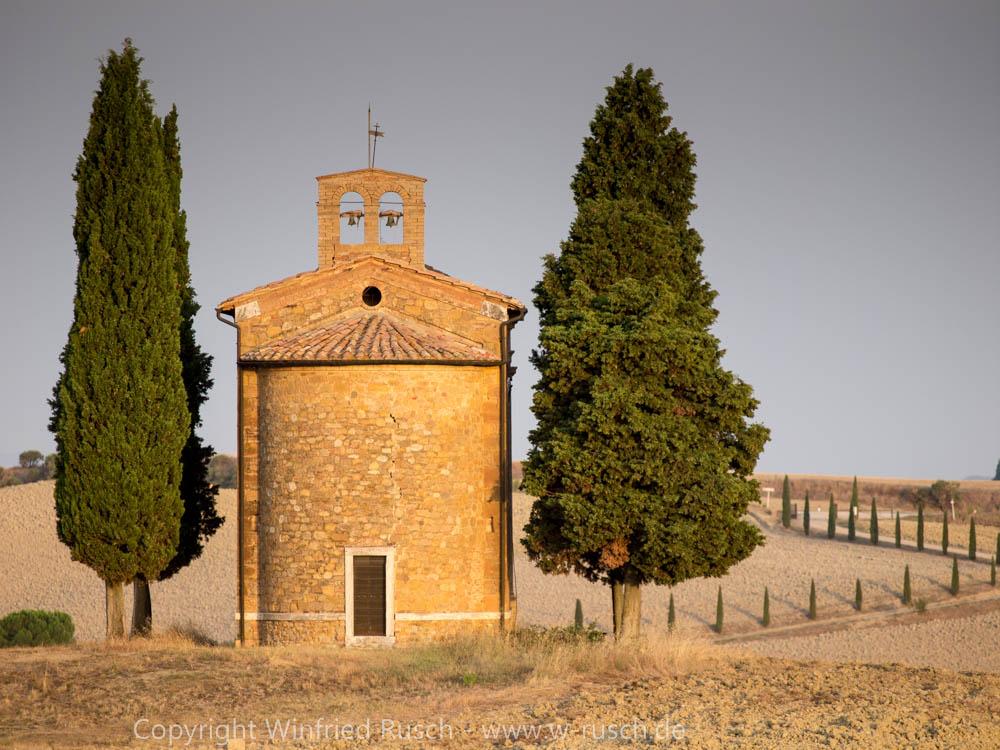 Cappella della Madonna di Vitaleta, Italy
