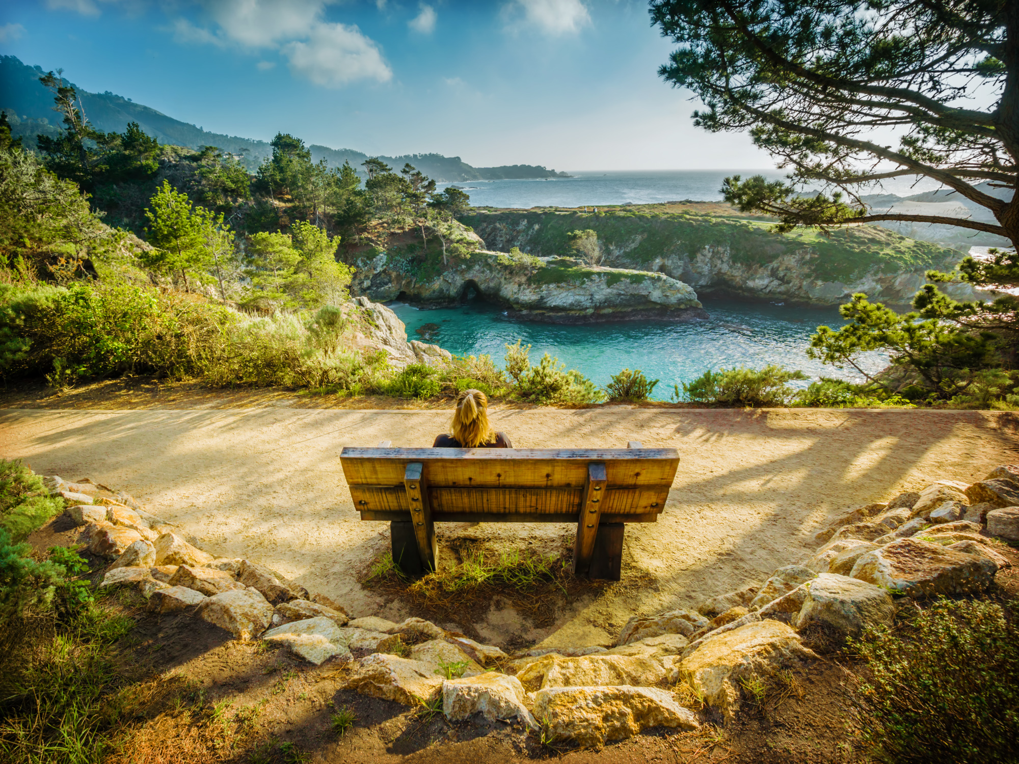 China Cove (Point Lobos), USA